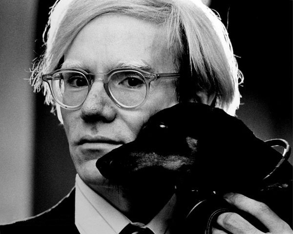Recommended Reading: It Turns Out That Men Wearing Watches That Don't Tell The Time Is Now A Thing Andy Warhol by Jack Mitchell