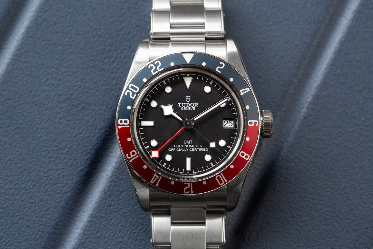 The Black Bay GMT offers true