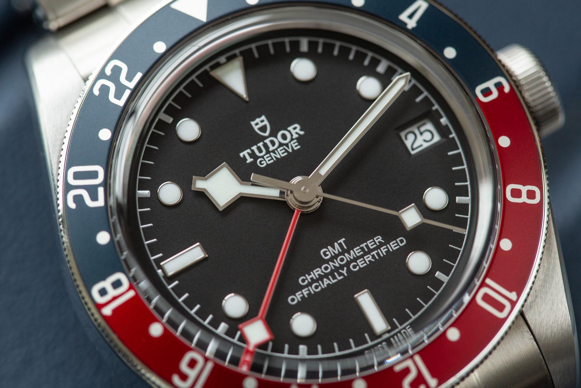 A Week On The Wrist: The Tudor Black Bay GMT Tudor Black Bay GMT 4