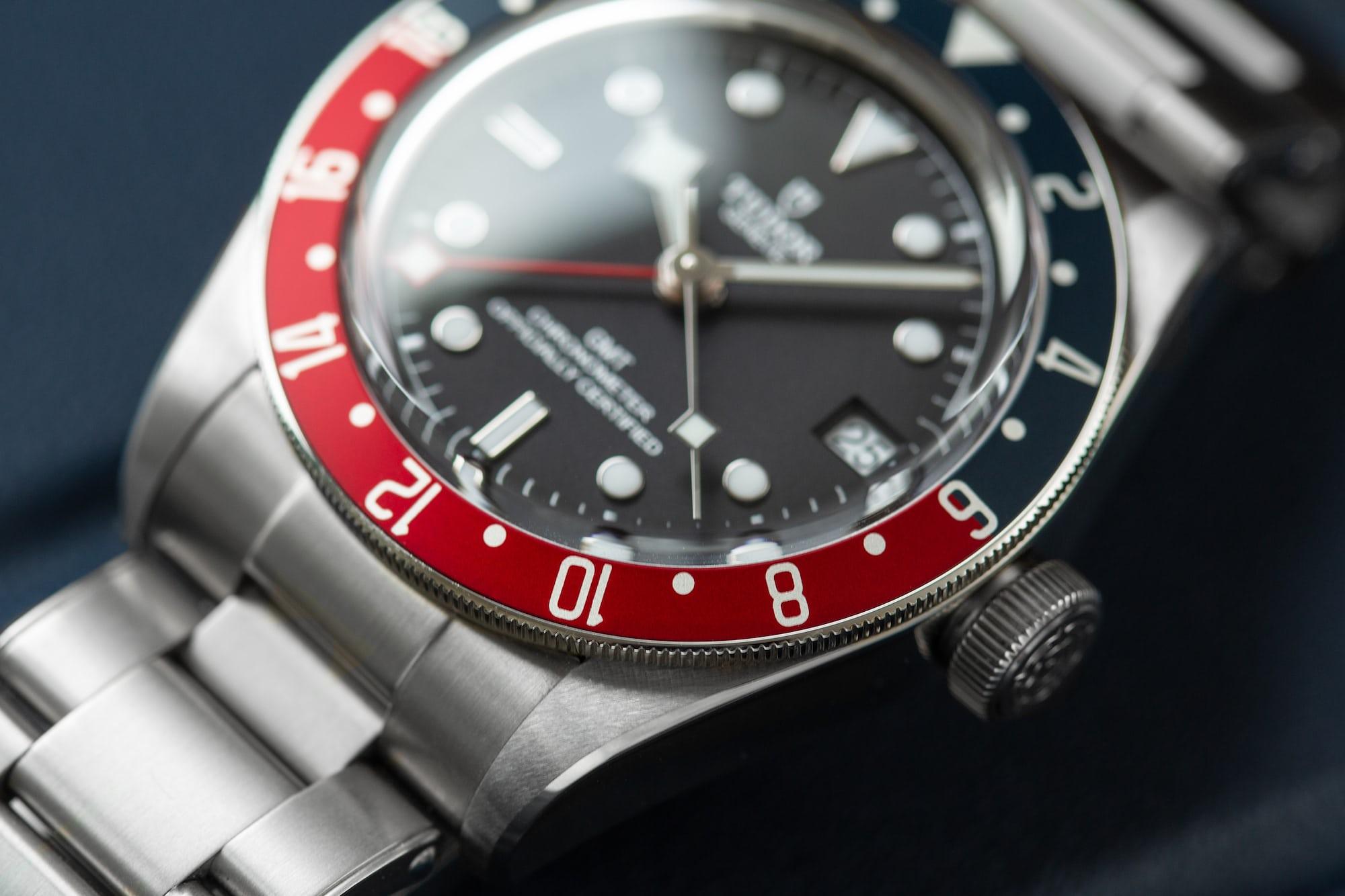 A Week On The Wrist: The Tudor Black Bay GMT Tudor Black Bay GMT 3