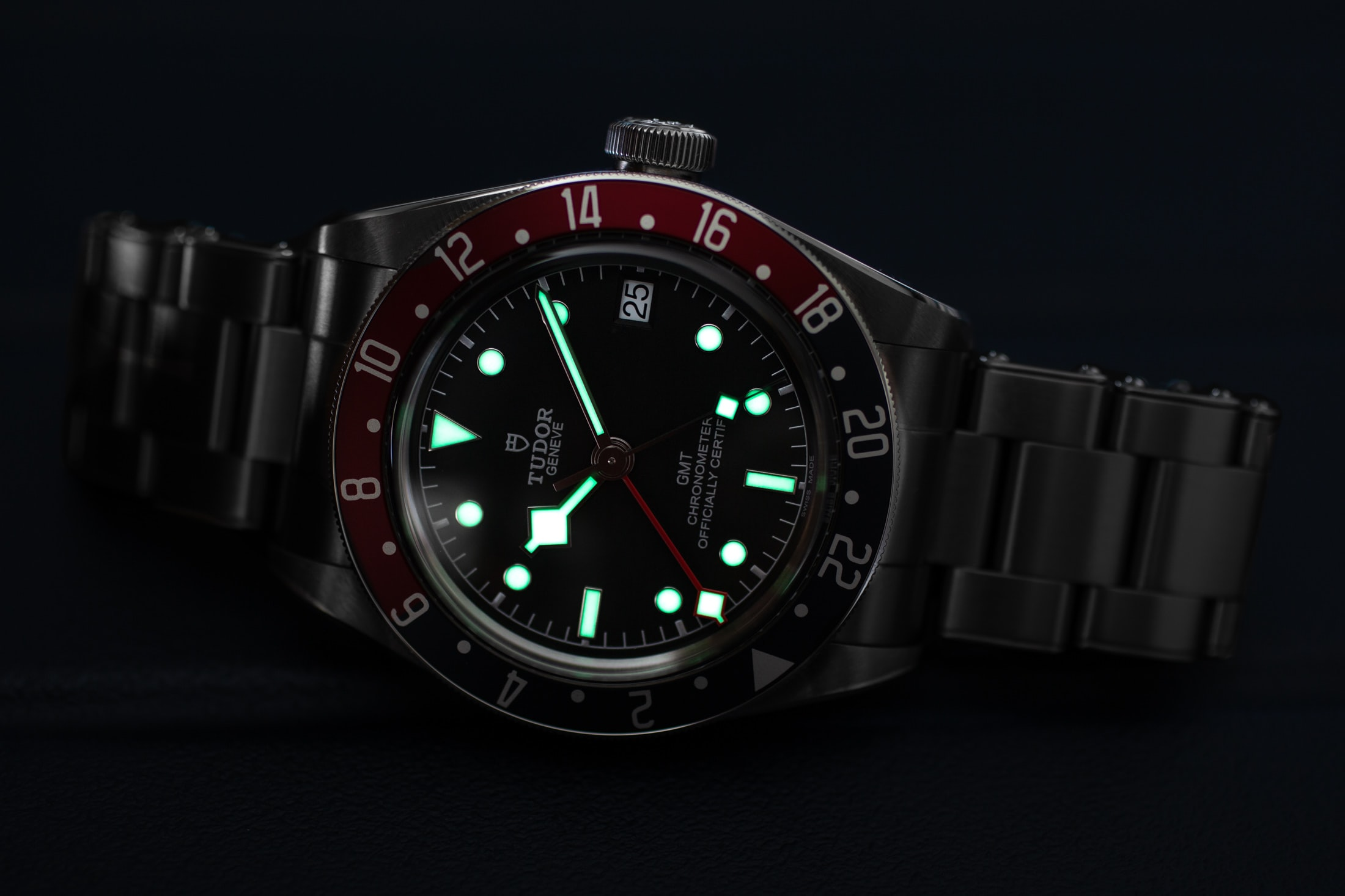 A Week On The Wrist: The Tudor Black Bay GMT Tudor Black Bay GMT 16