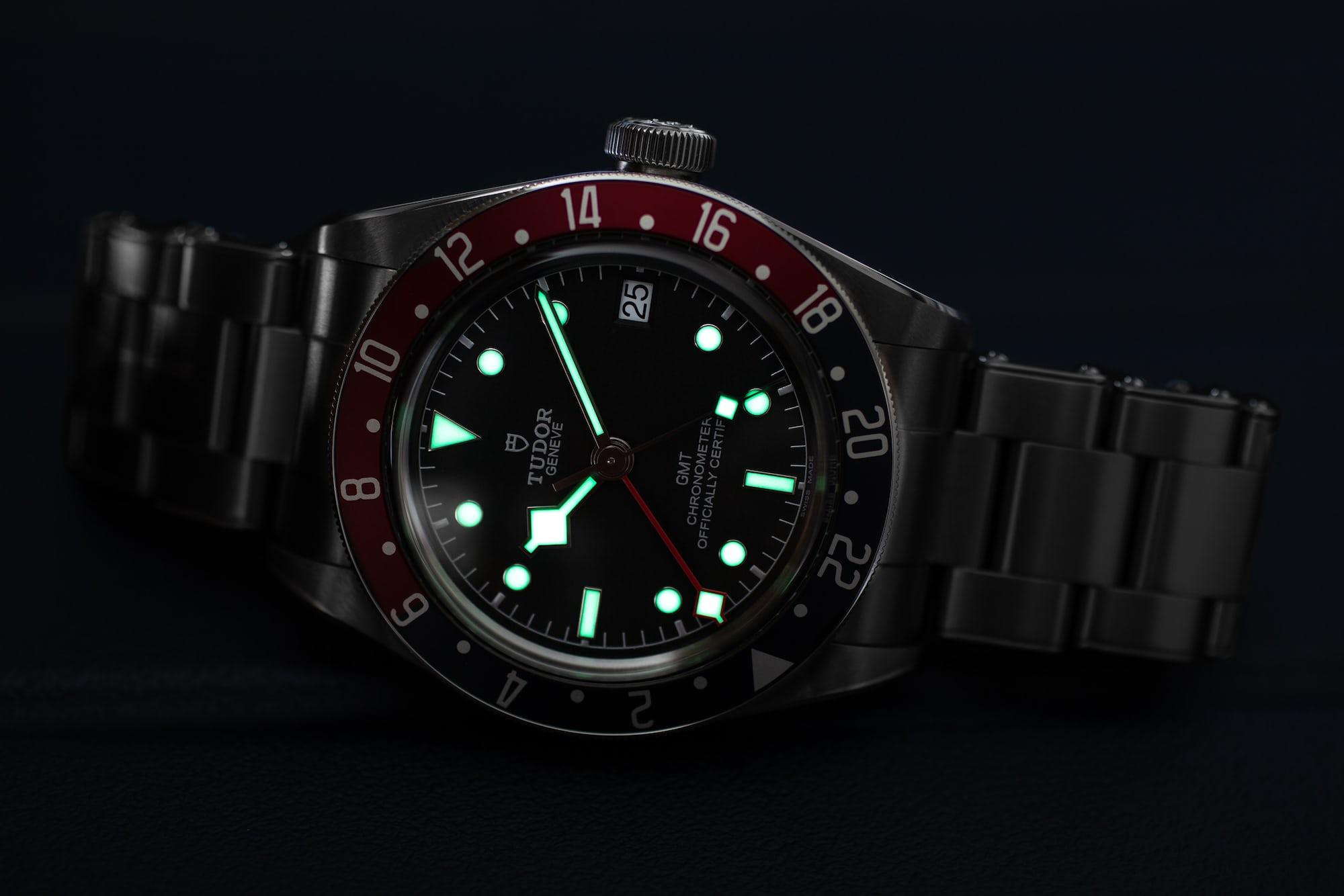 A Week On The Wrist: The Tudor Black Bay GMT Tudor Black Bay GMT 16
