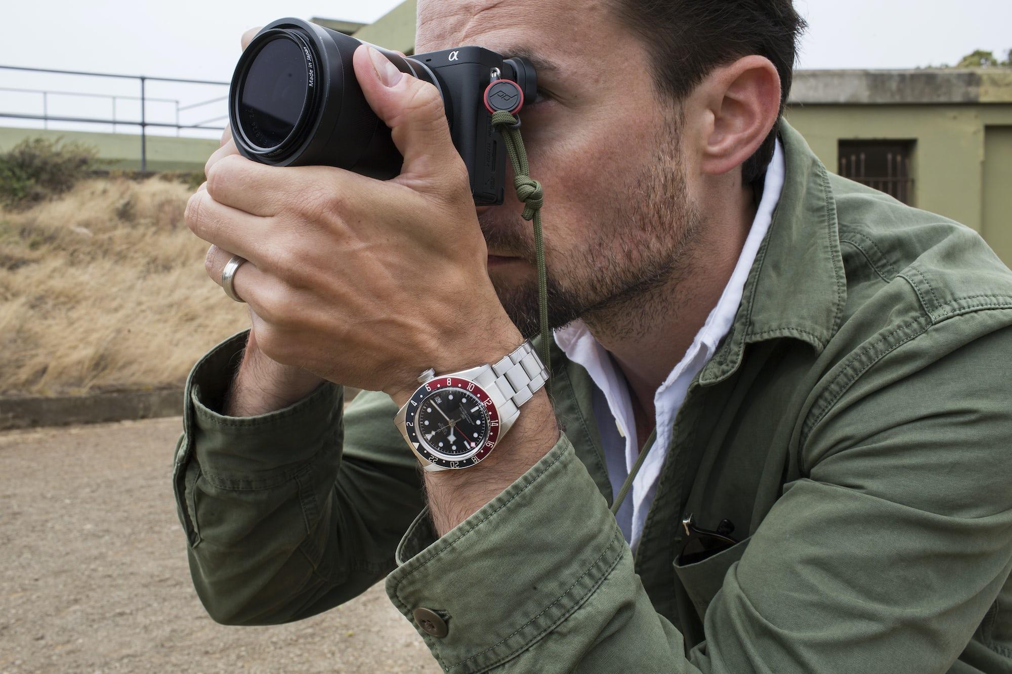 A Week On The Wrist: The Tudor Black Bay GMT 20017481 copy