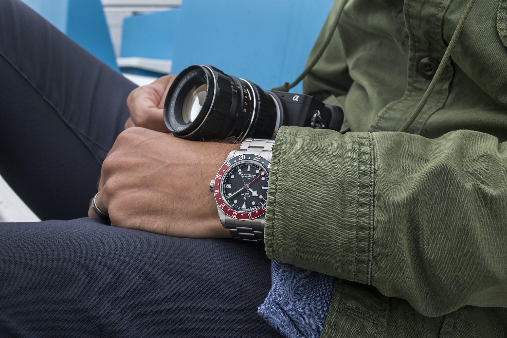 A Week On The Wrist: The Tudor Black Bay GMT 20017666