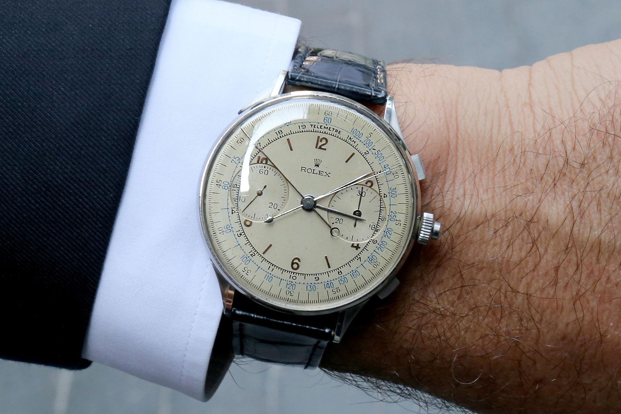 Rewind: Seven Stories You Need To Read About Split-Seconds Chronographs rolex