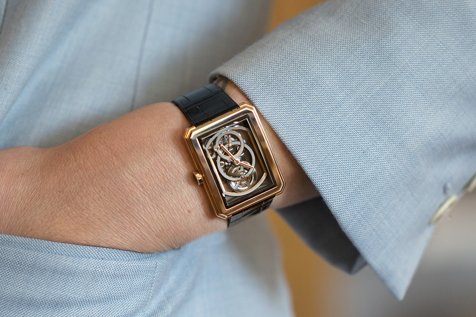 Hands-On: The Chanel Calibre 3 B89A6715 copy