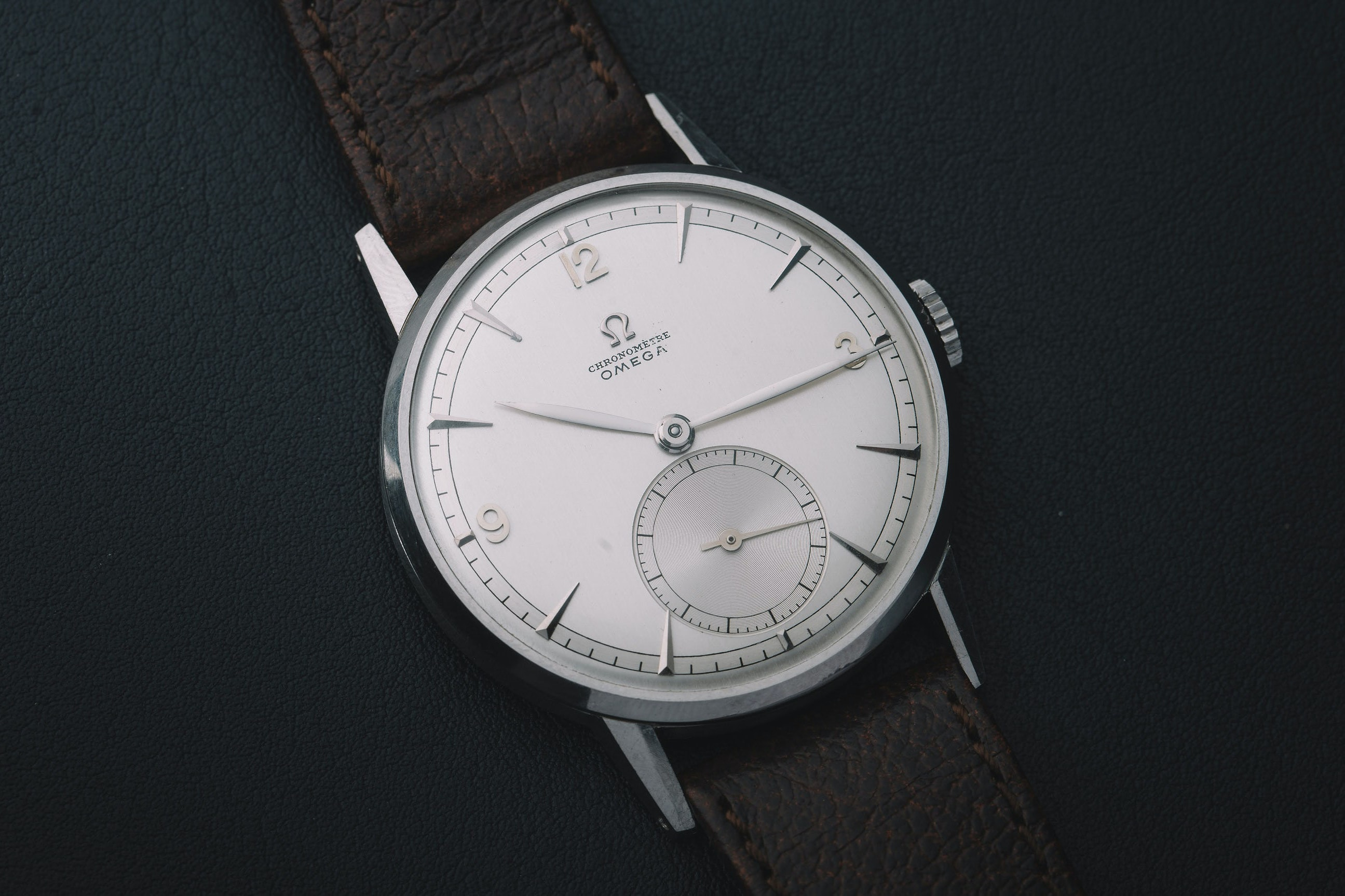 Editors' Picks: Our White Whale Watches omega
