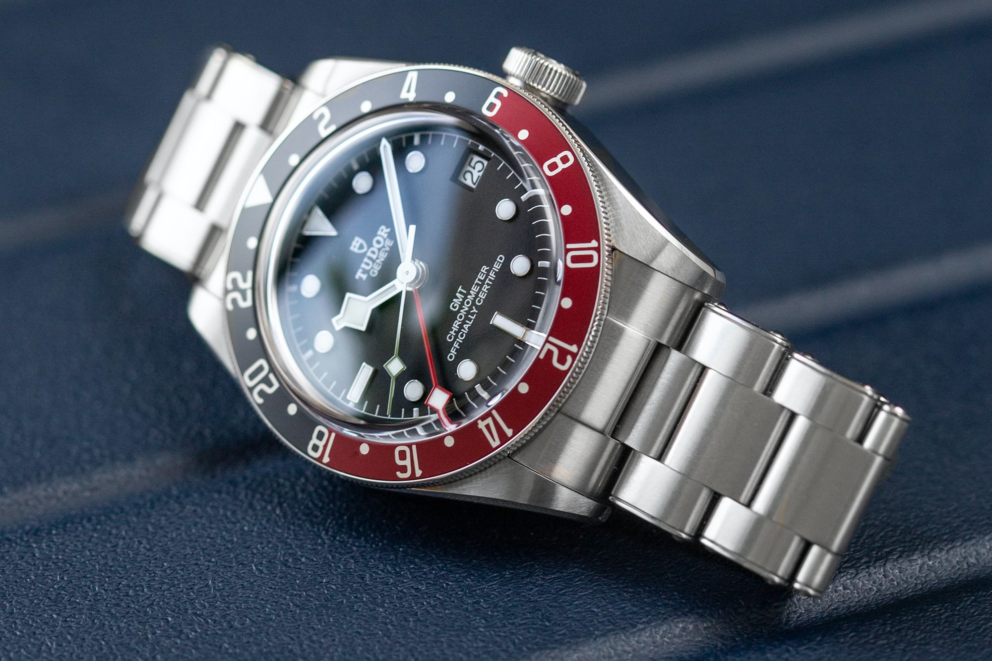 A Week On The Wrist: The Tudor Black Bay GMT Tudor Black Bay GMT 10 1