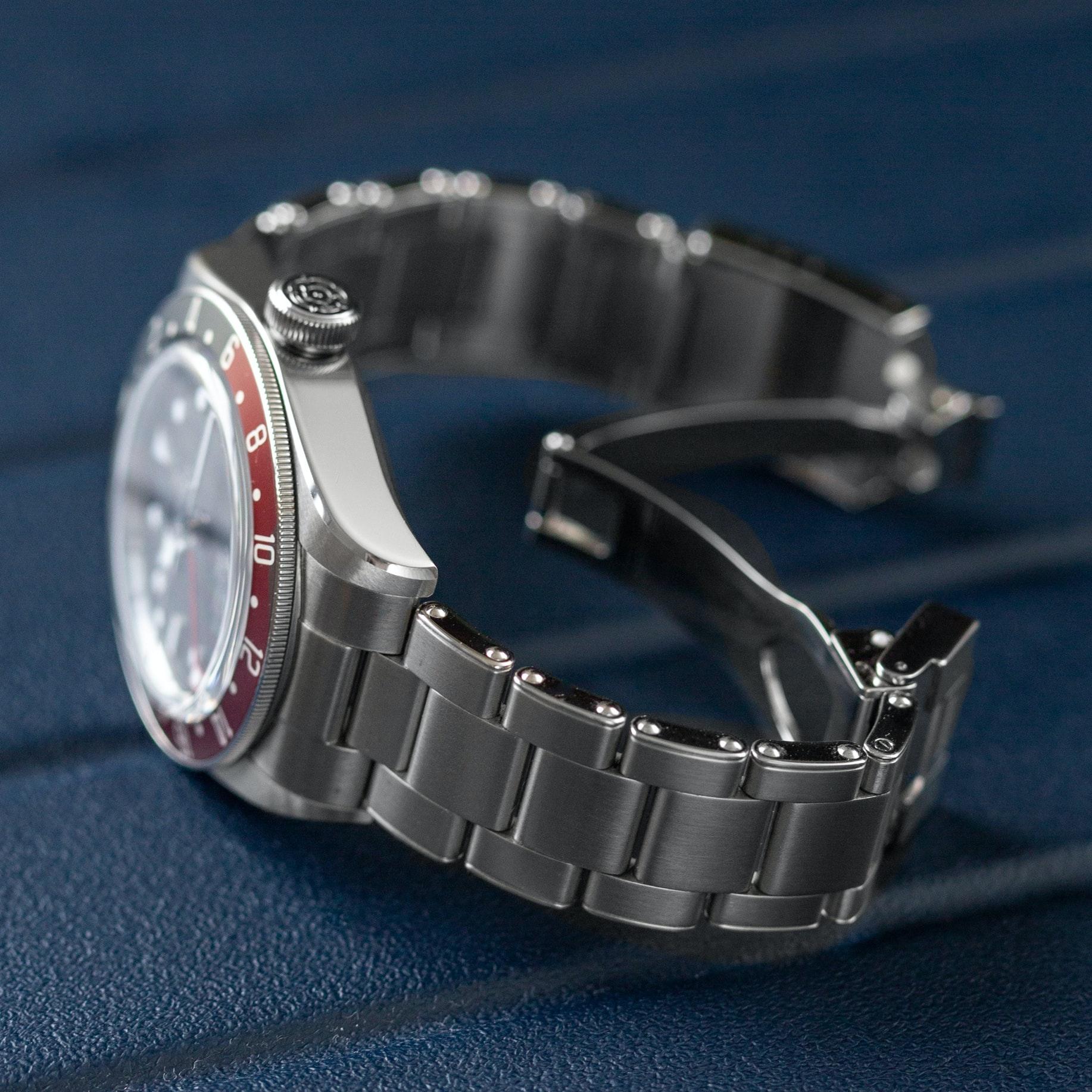 A Week On The Wrist: The Tudor Black Bay GMT Tudor Black Bay GMT 9 1
