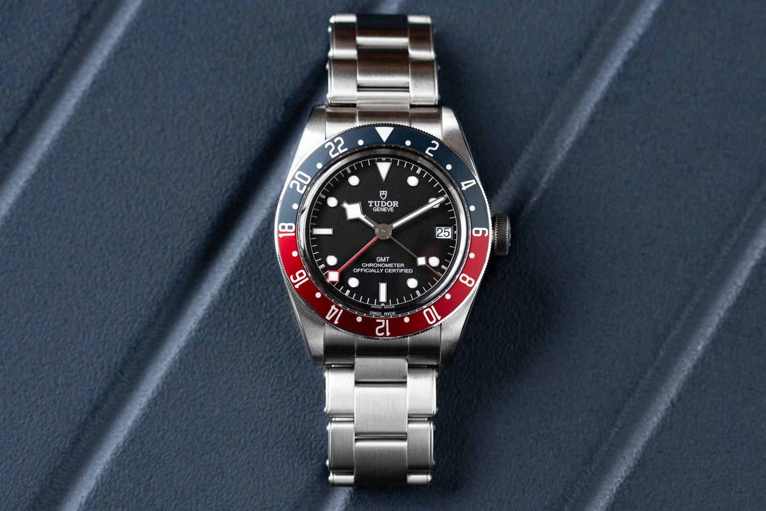 A Week On The Wrist: The Tudor Black Bay GMT Tudor Black Bay GMT 6