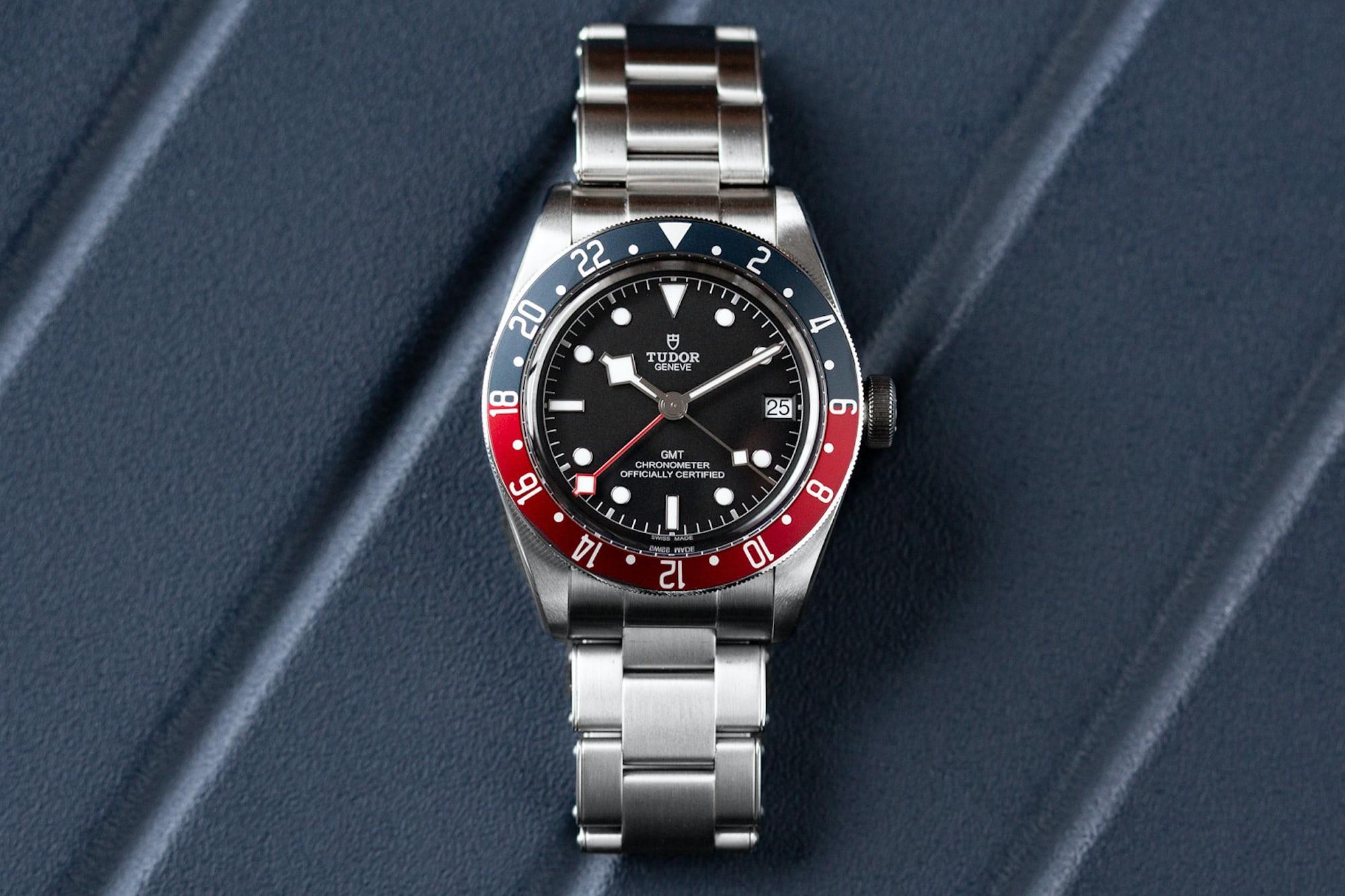 A Week On The Wrist: The Tudor Black Bay GMT Tudor Black Bay GMT 6