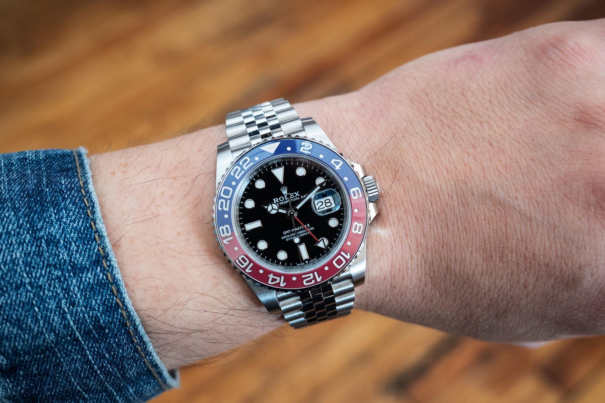A Week On The Wrist: The Tudor Black Bay GMT P5240707