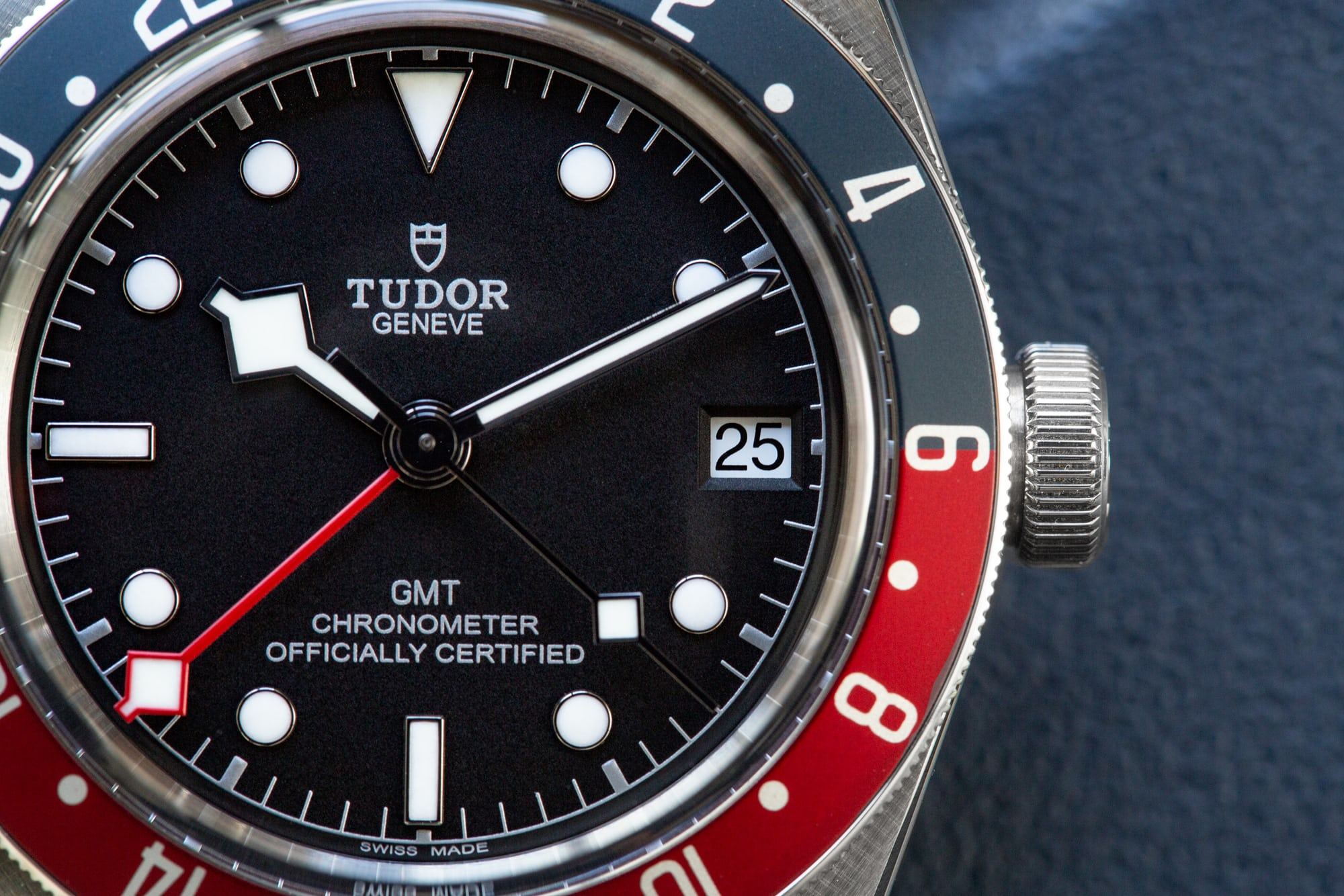 A Week On The Wrist: The Tudor Black Bay GMT Tudor Black Bay GMT 11