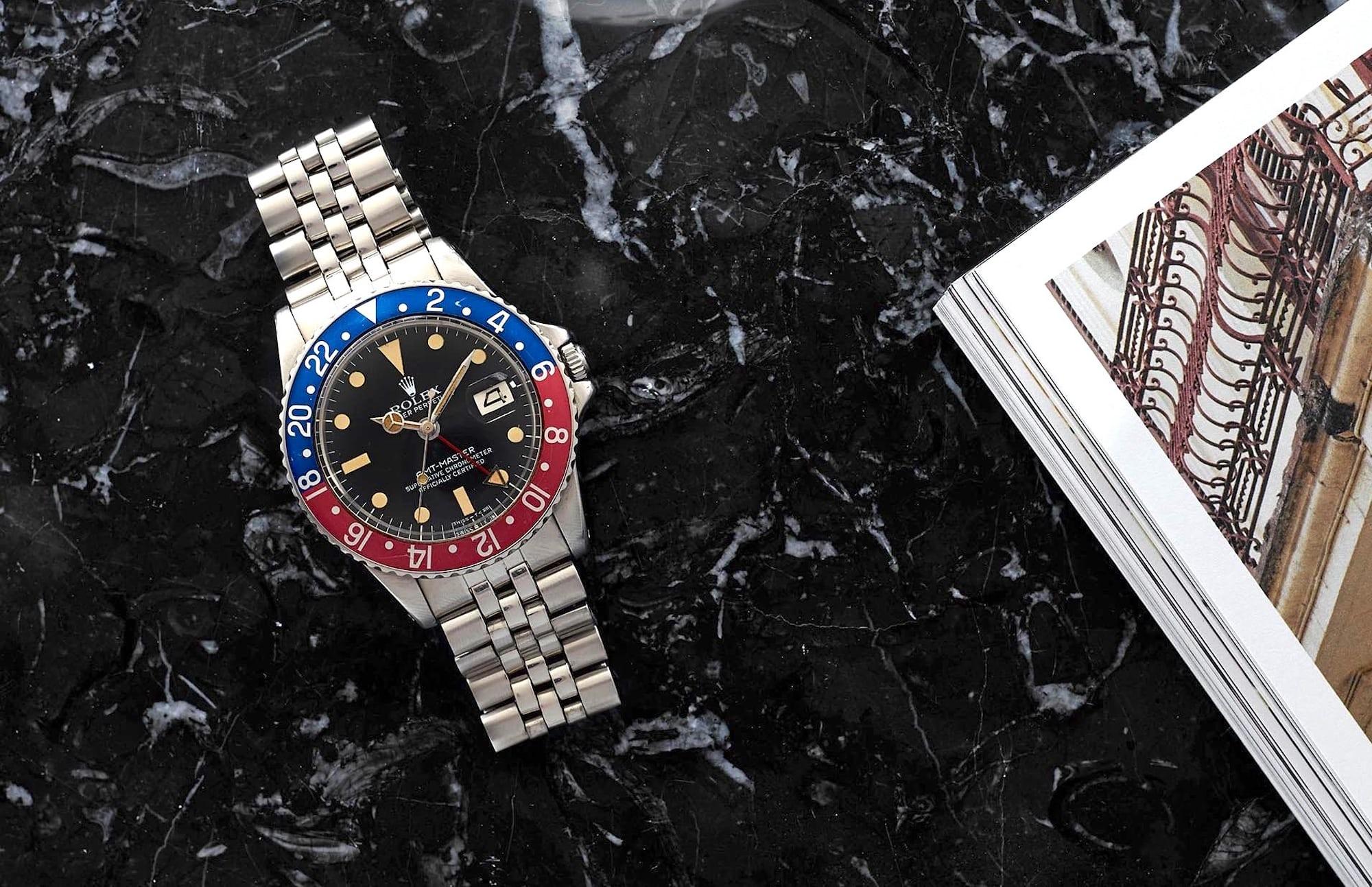 A Week On The Wrist: The Tudor Black Bay GMT 75 Rolex1675 lifestlye