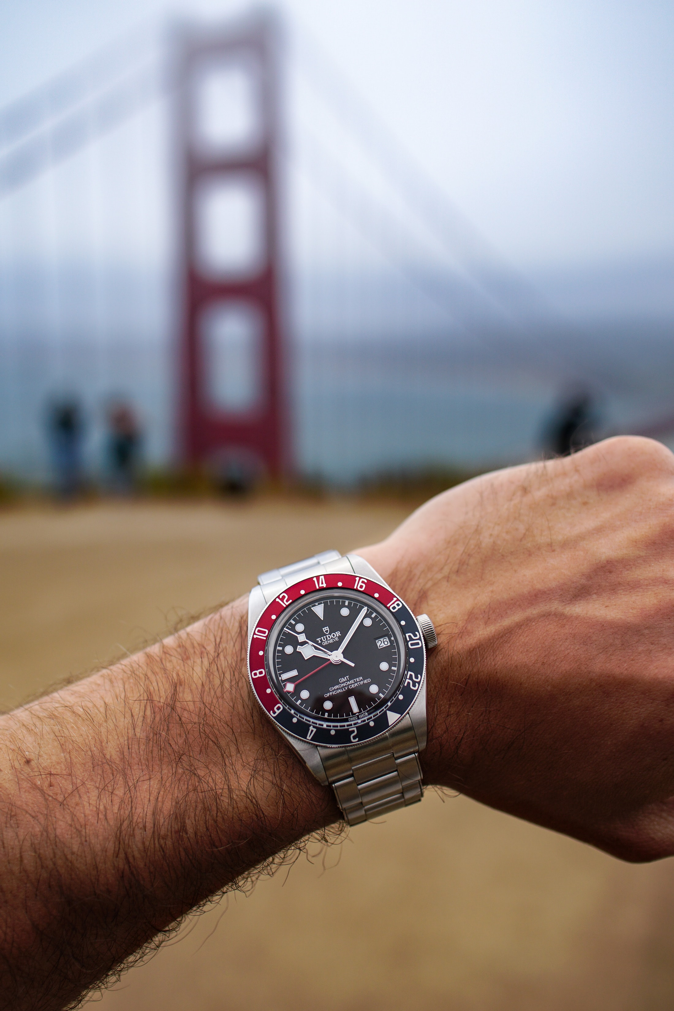 A Week On The Wrist: The Tudor Black Bay GMT DSC06141