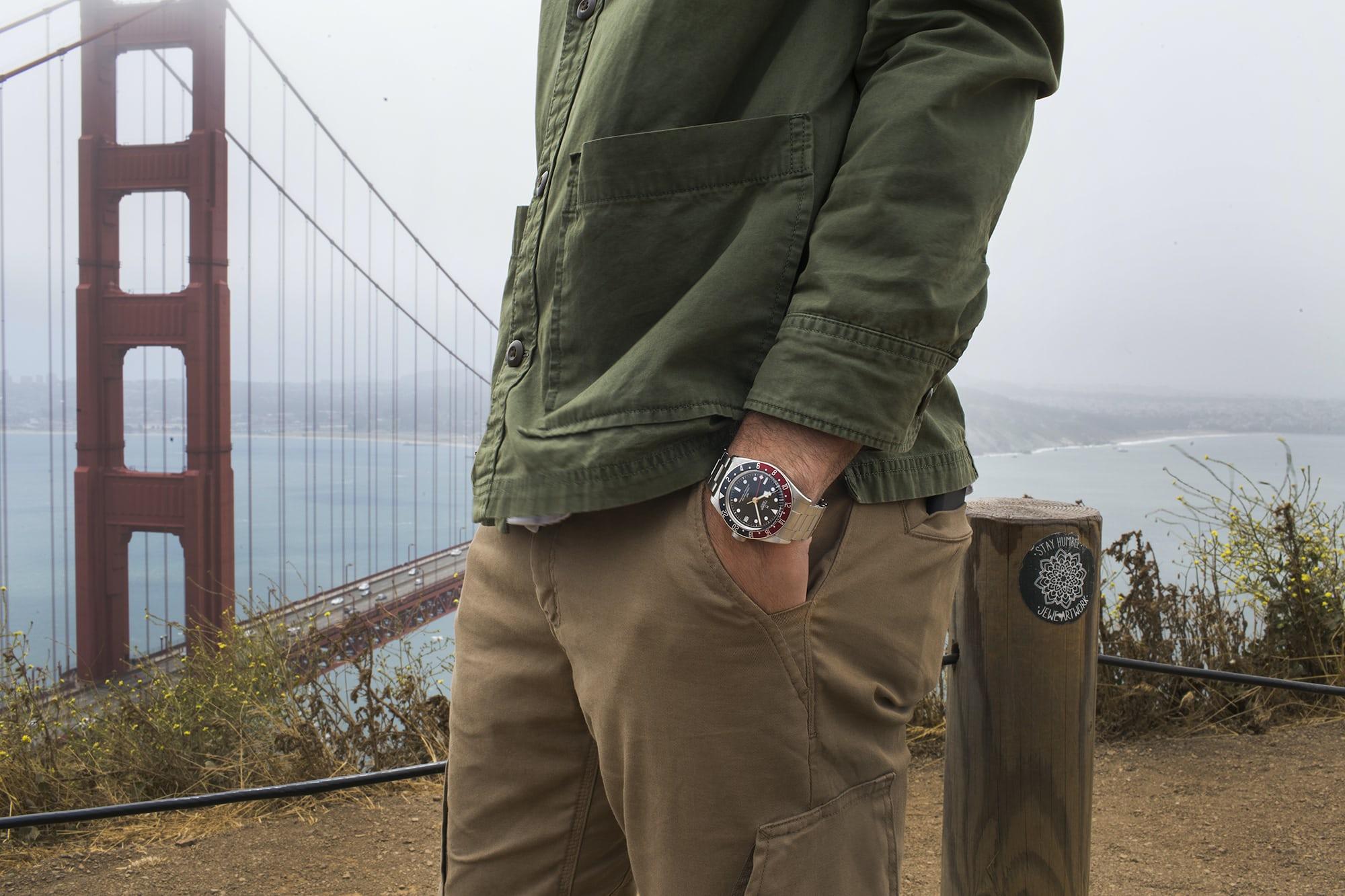 A Week On The Wrist: The Tudor Black Bay GMT uuuuuu