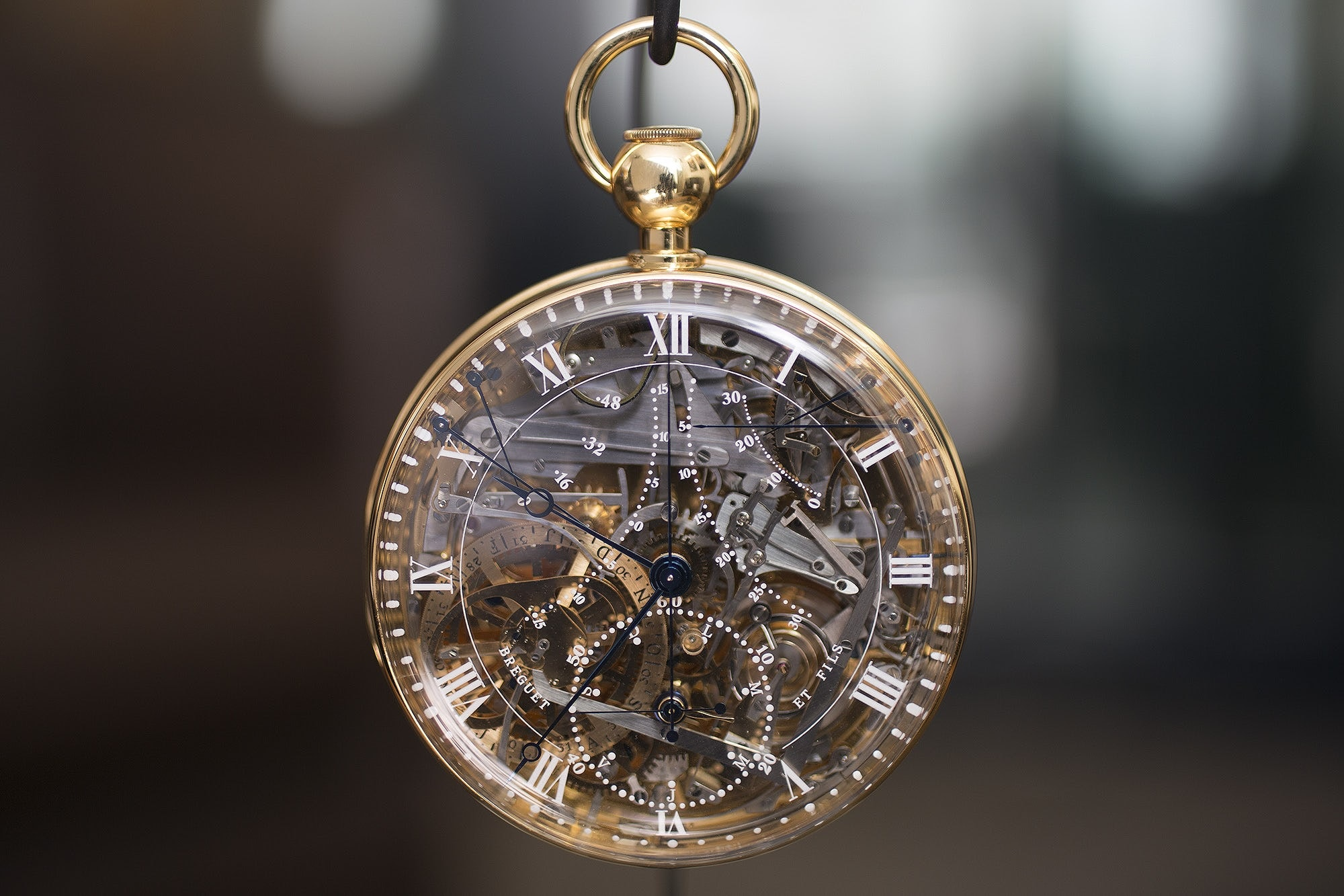 Personalities: Breguet CEO Thierry Esslinger IMG 9045 copy
