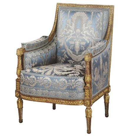 Weekend Round-Up: A Trillion Dollar Company, A Modern Day Cowboy, And A Fake Chair Scandal At Versailles chair