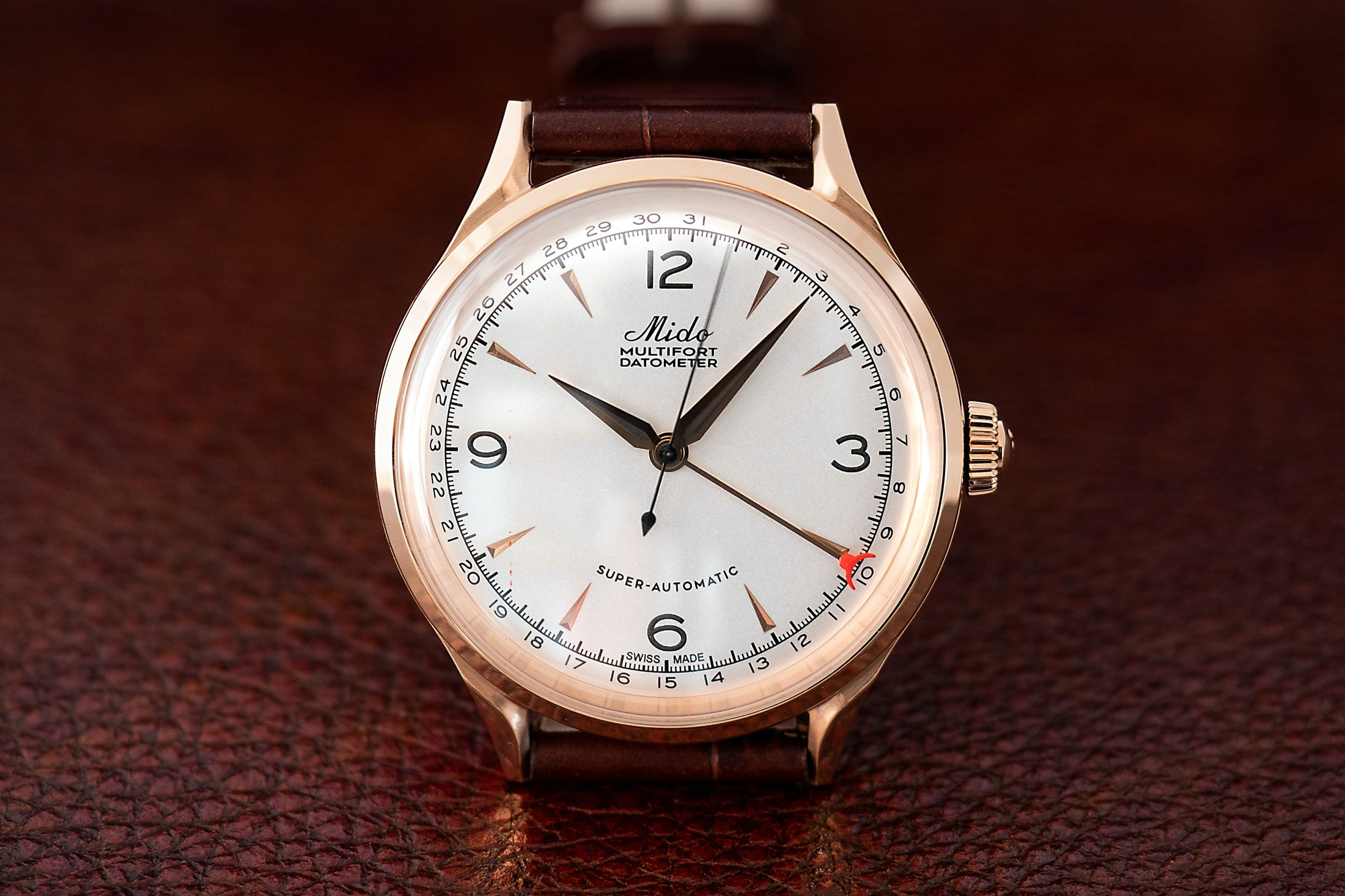 Editors' Picks: The Best Vintage Homage Watches Of 2018 mido