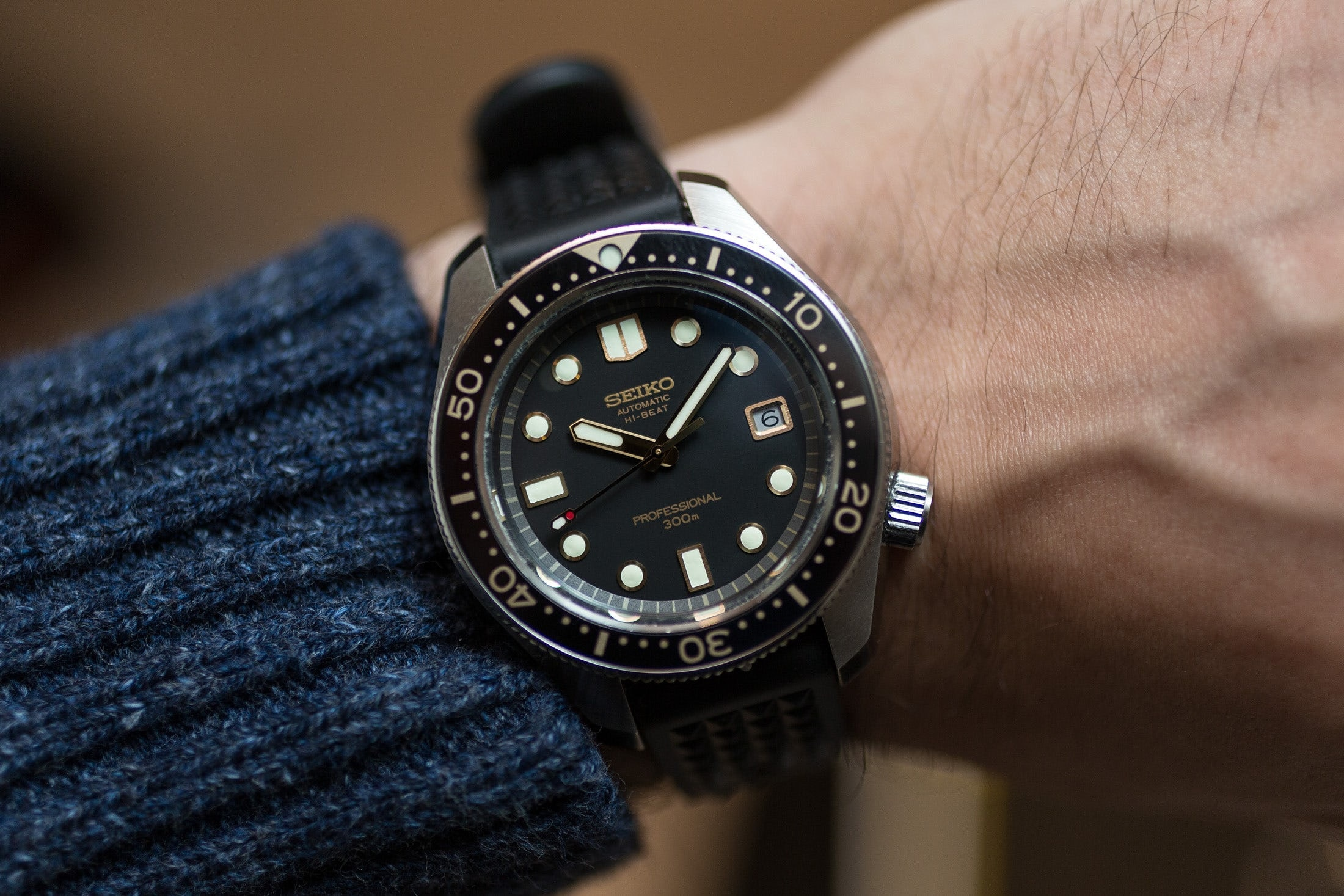 Editors' Picks: The Best Vintage Homage Watches Of 2018 Seiko SLA025 Diver 7