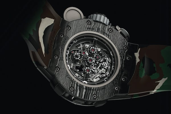 Introducing: The Richard Mille RM 25-01 Tourbillon Adventure