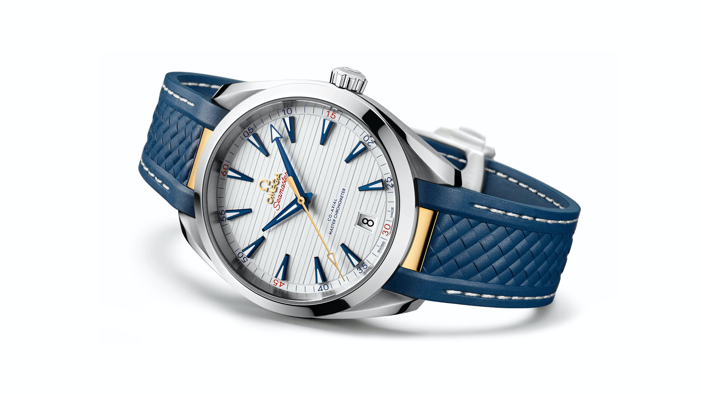 Latest Update Swiss Omega Seamaster Aqua Terra 150M Ryder Cup Special Edition Replica Watch Guide For 2018