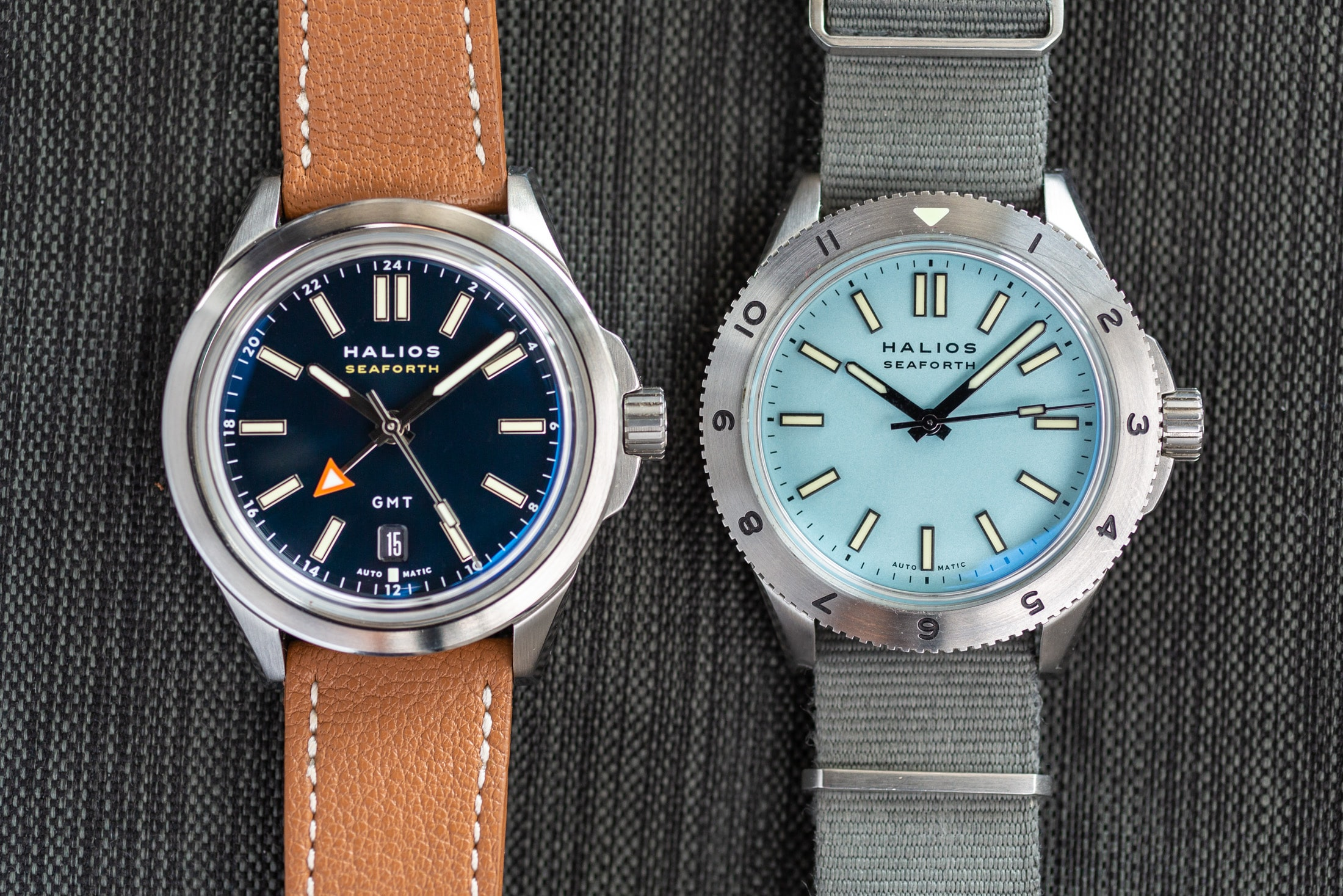 Introducing: The Halios Seaforth GMT (Live Pics & Pricing) Halios Seaforth GMT 6