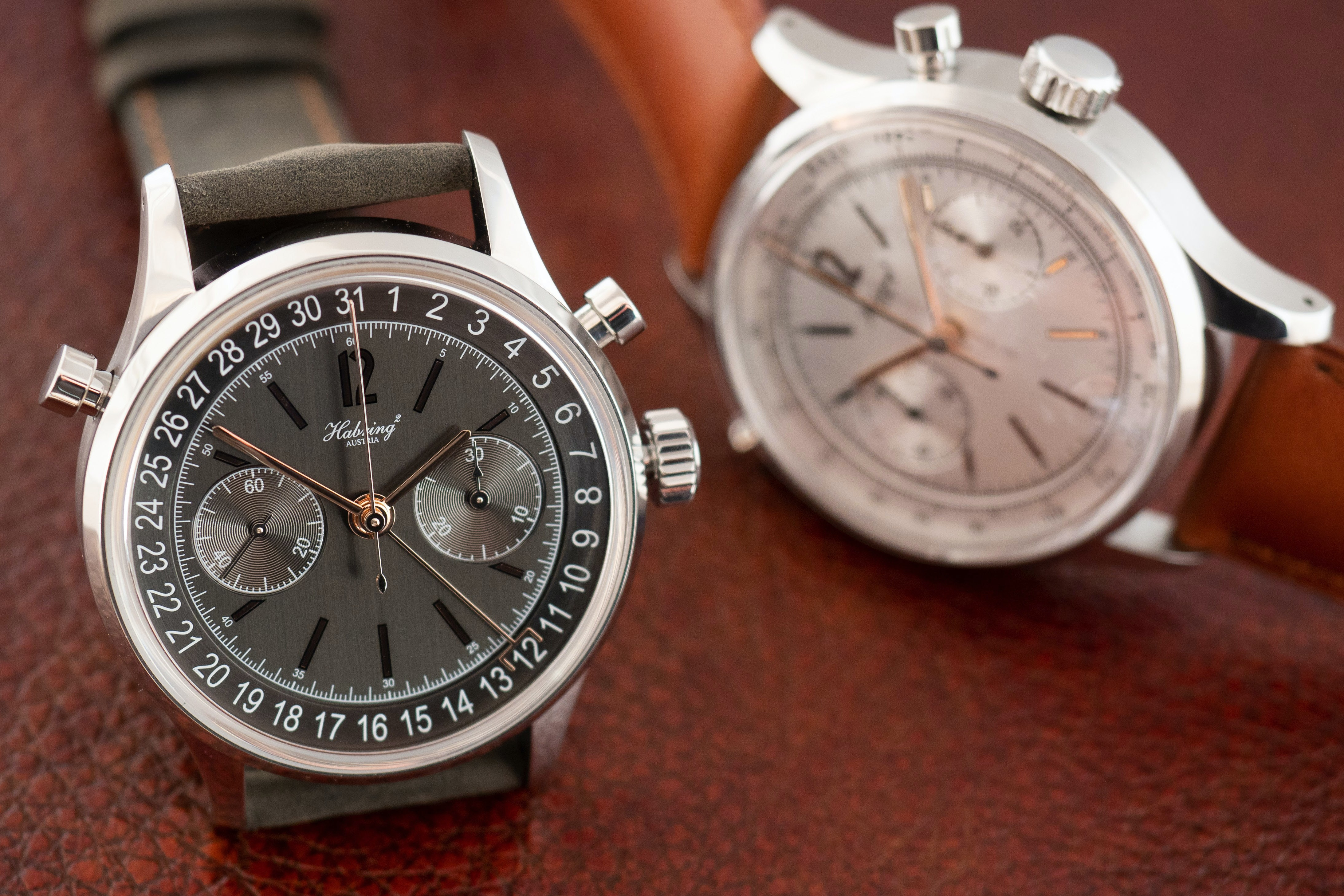 Editors' Picks: The Best New Chronographs Under $10,000 habring