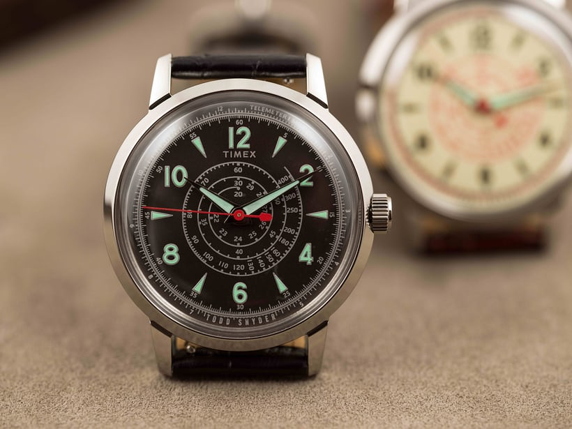 best sneakers b2a09 943a9 Introducing: The Timex x Todd Snyder Beekman (Live Pics ...