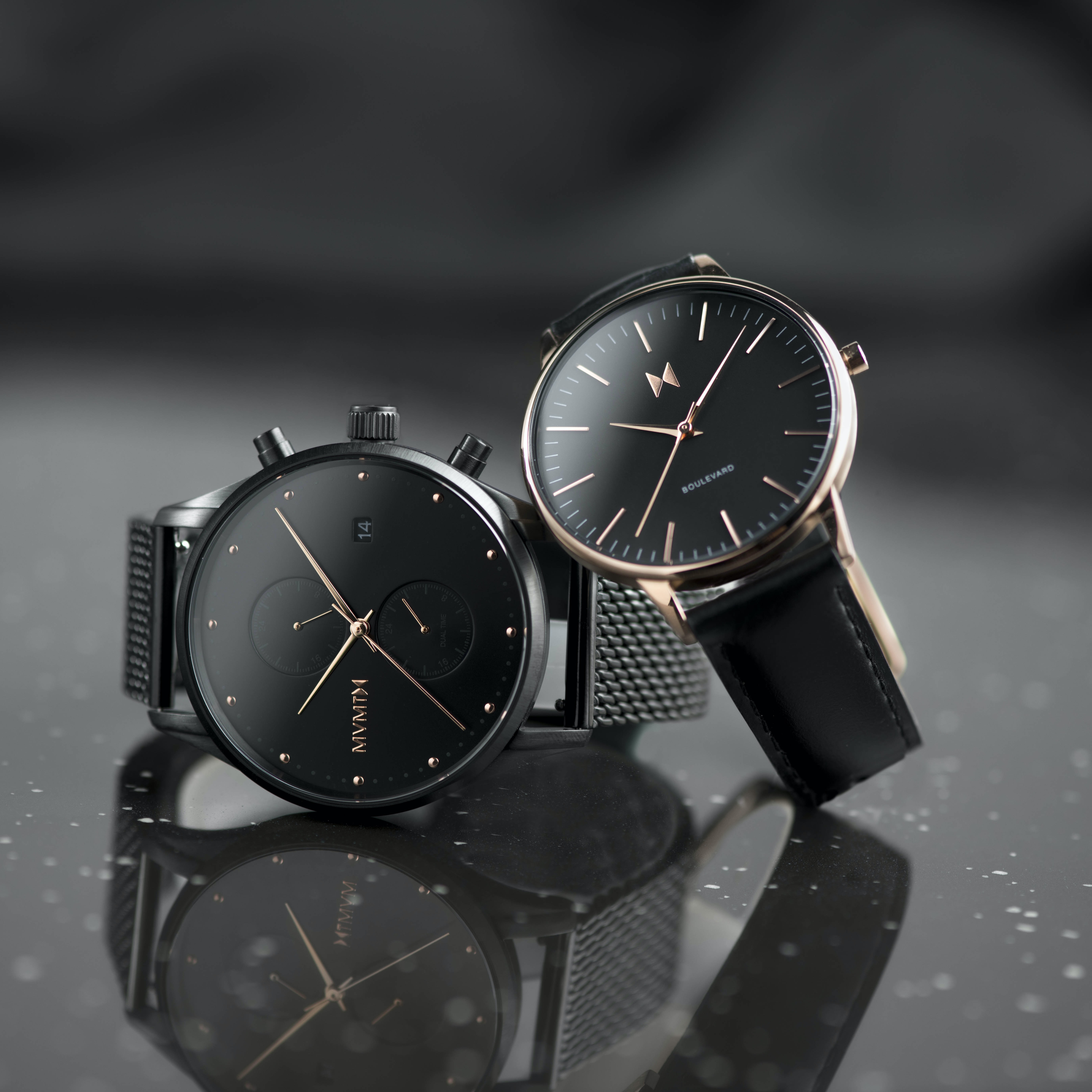 Business News: Movado Group To Acquire MVMT laya