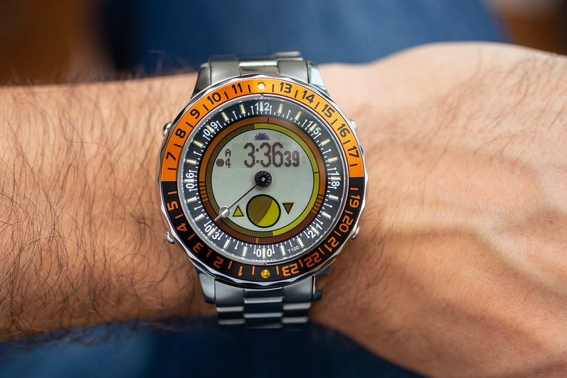 Hands On The Yes Equilibrium Hodinkee