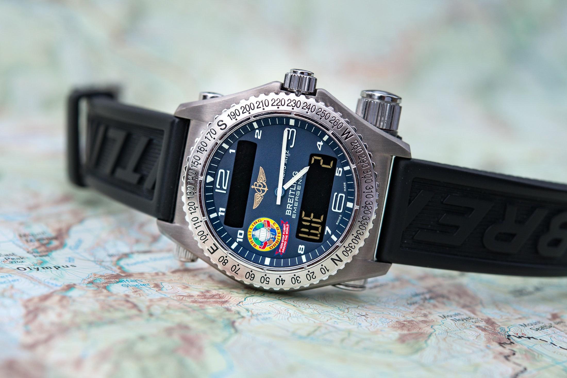Auto Draft  Sunday Rewind: Understanding An Often Misunderstood Adventure Watch BreitlingEmergency 4