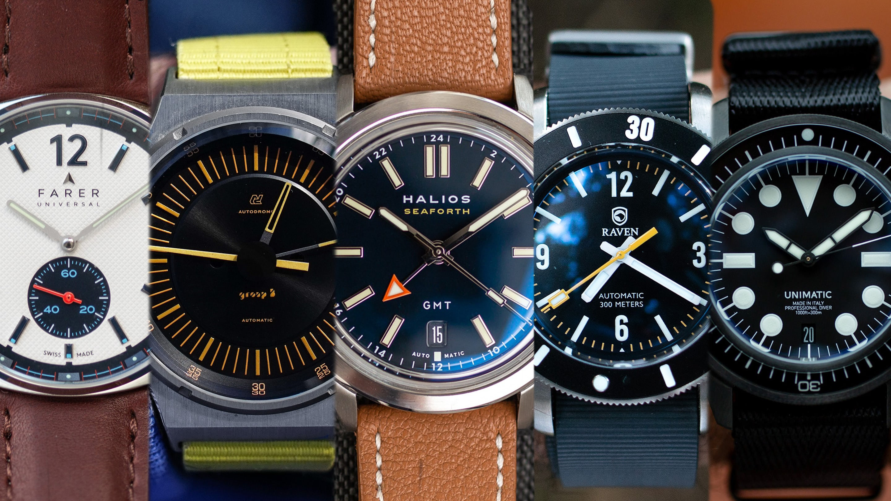 f93c9e5f6ae26 In-Depth: Understanding The Rise Of The Microbrands - HODINKEE