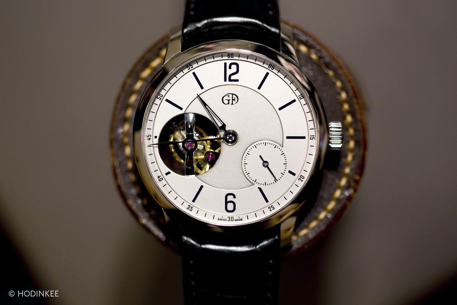 Sunday Rewind: Think You Hate Tourbillons? Think Again. greubel forsey sihh 01
