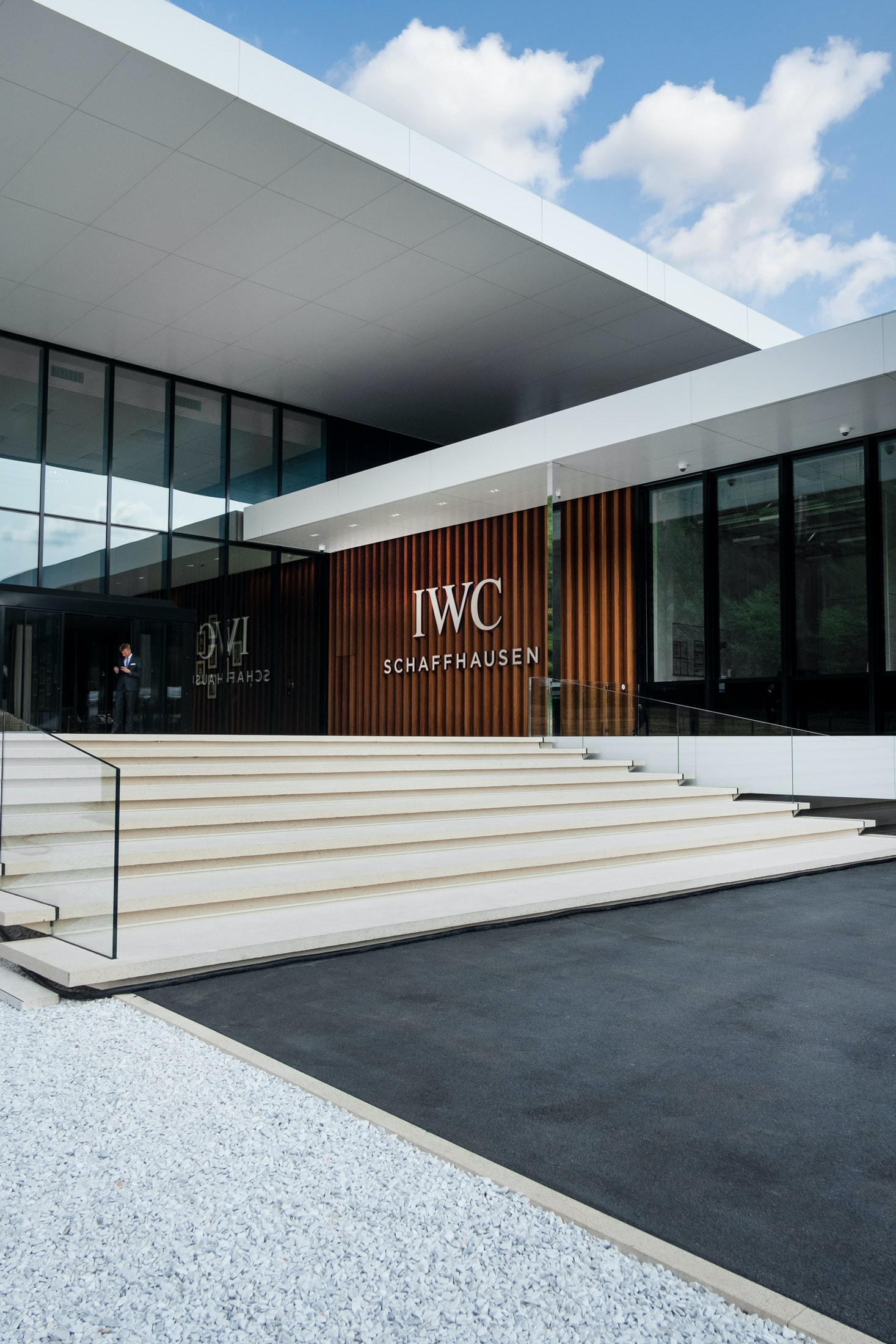 Inside The Manufacture: The New IWC Manufakturzentrum DSCF9296