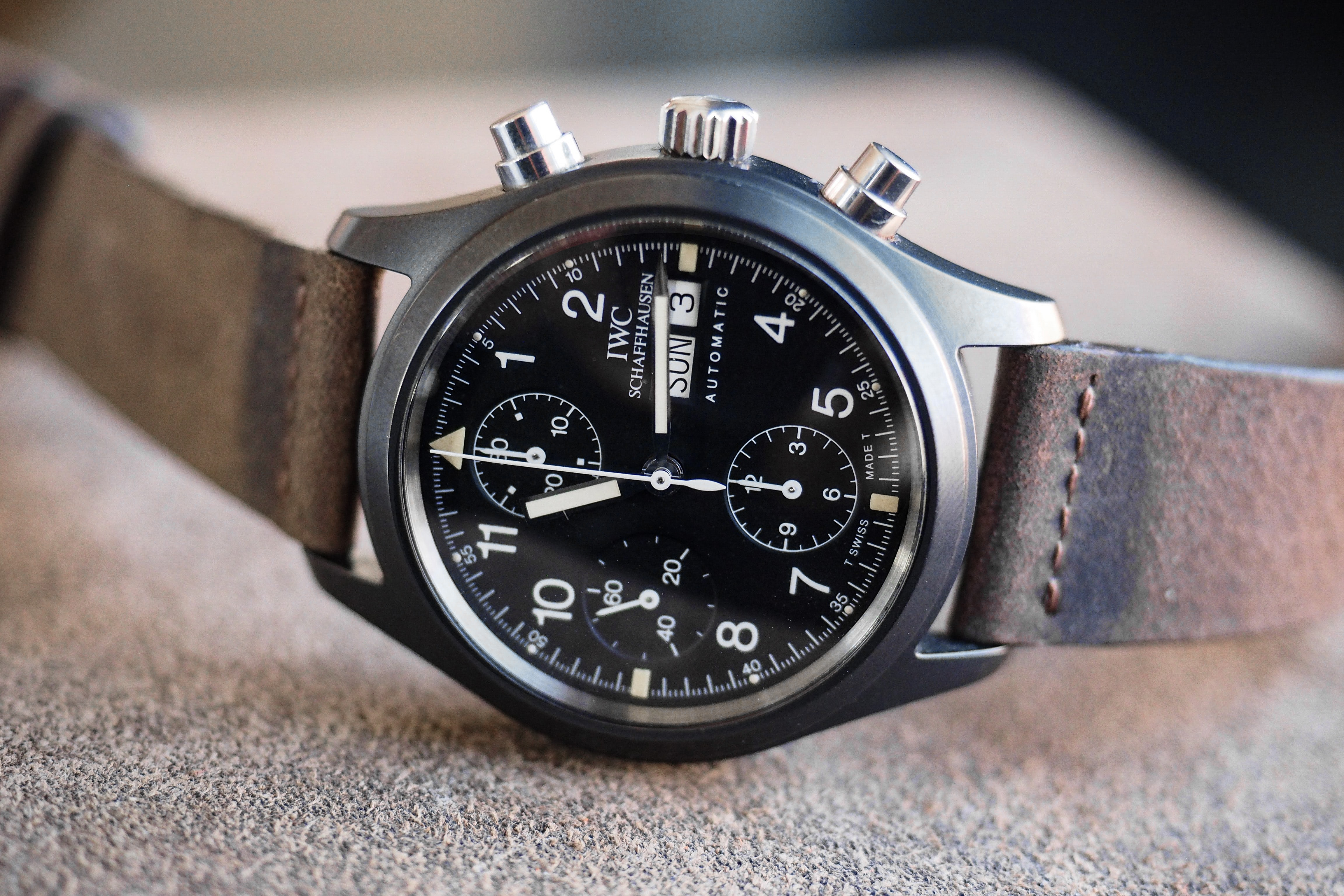 Auto Draft  Sunday Rewind: Why The IWC Ceramic Fliegerchronograph Ref. 3705 Is A True Modern Classic P1281045