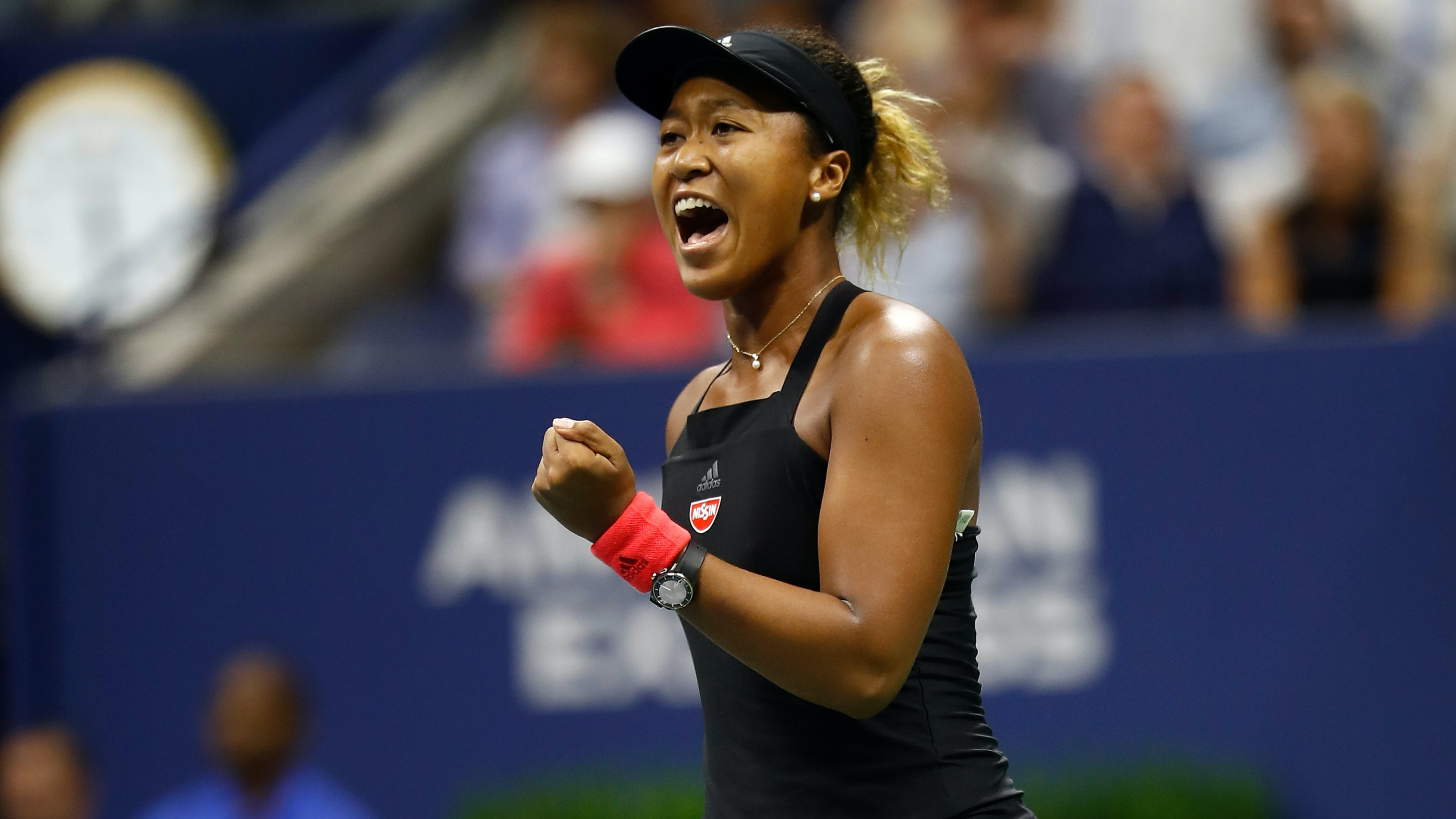 Watch Spotting: Naomi Osaka Wins the U.S. Open While Wearing A Citizen citizen h