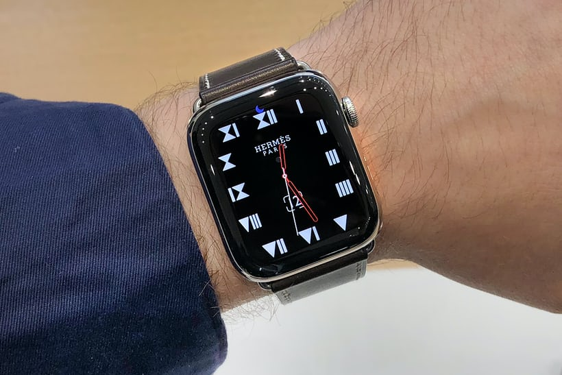 Introducing: The Apple Watch Series 4 (Live Pics & Pricing