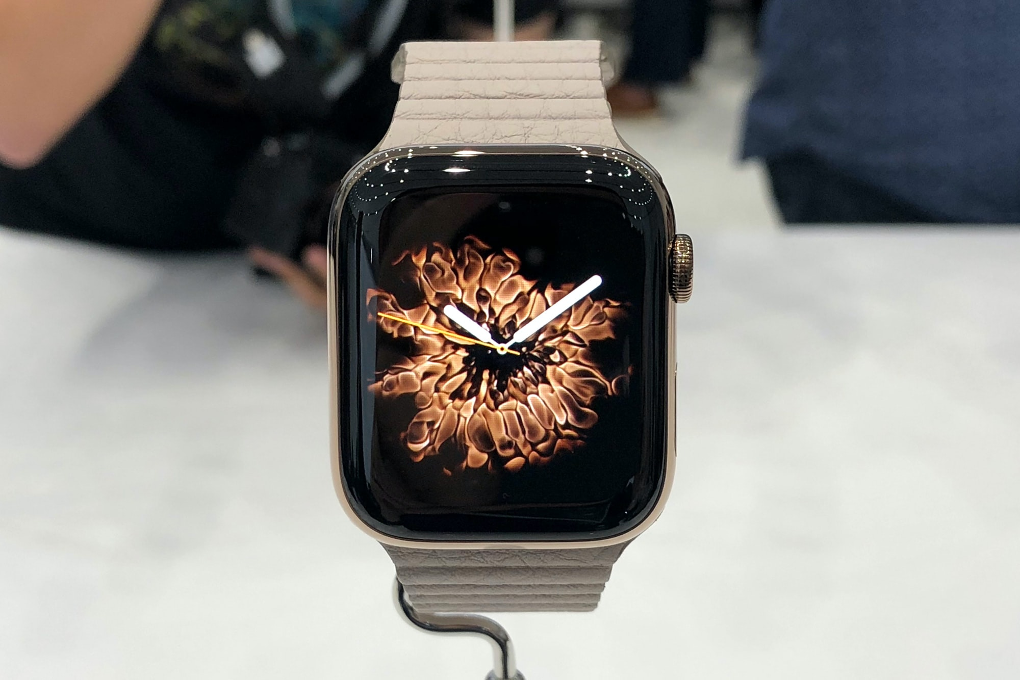 Introducing: The Apple Watch Series 4 (Live Pics & Pricing) watch 4