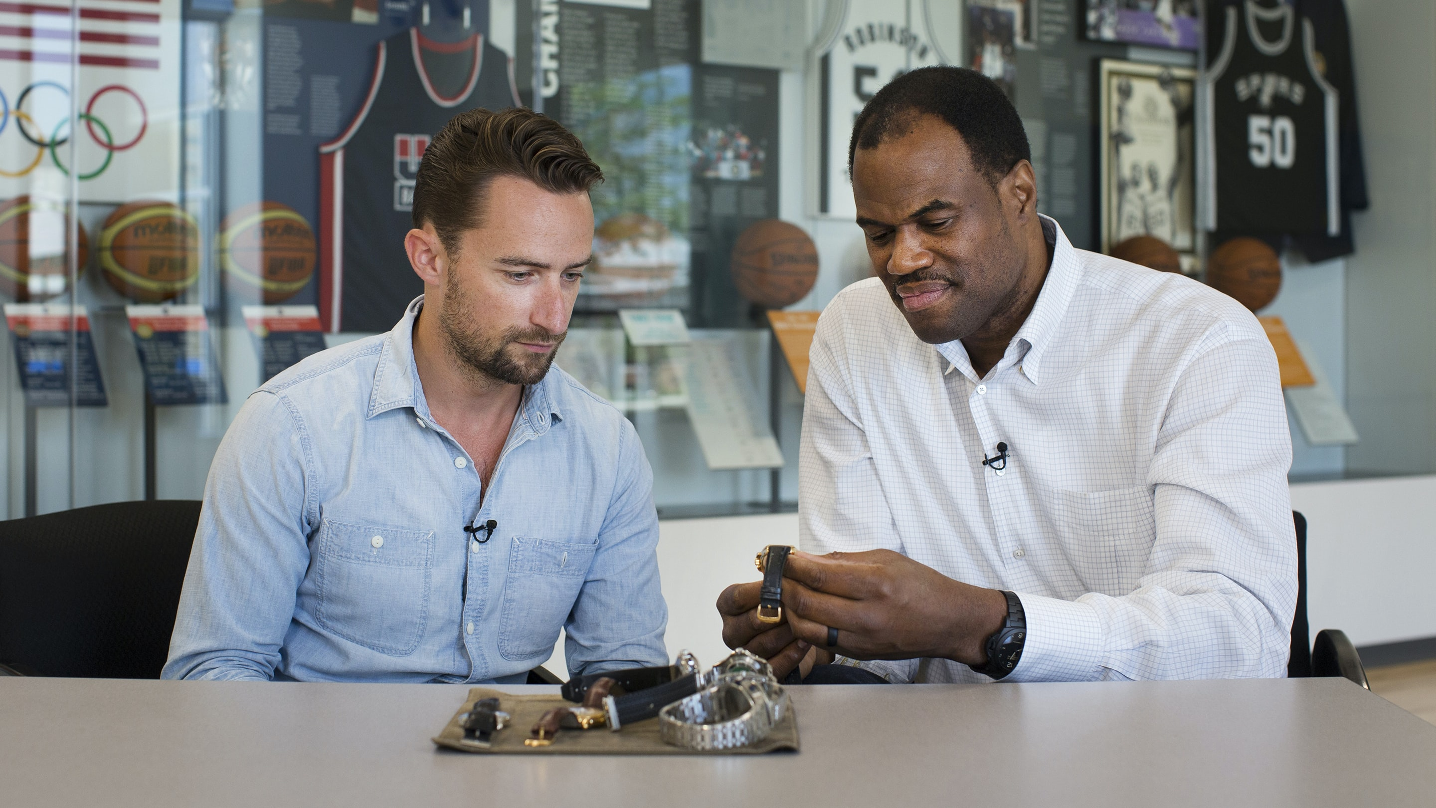 Talking Watches: With David Robinson 3H0A8918 copy 2