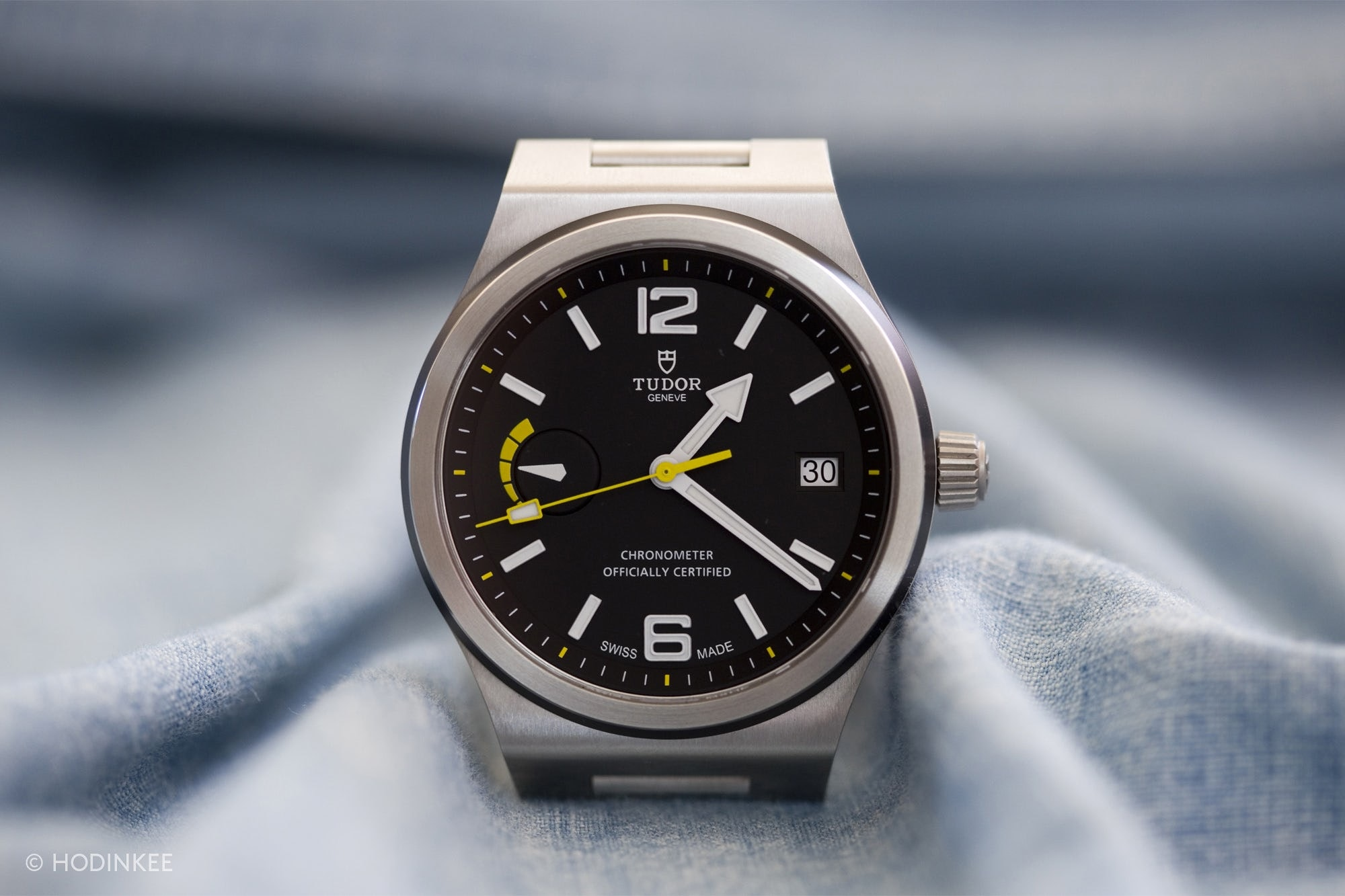 A Week On The Wrist: The Baume & Mercier Clifton Baumatic COSC tnf