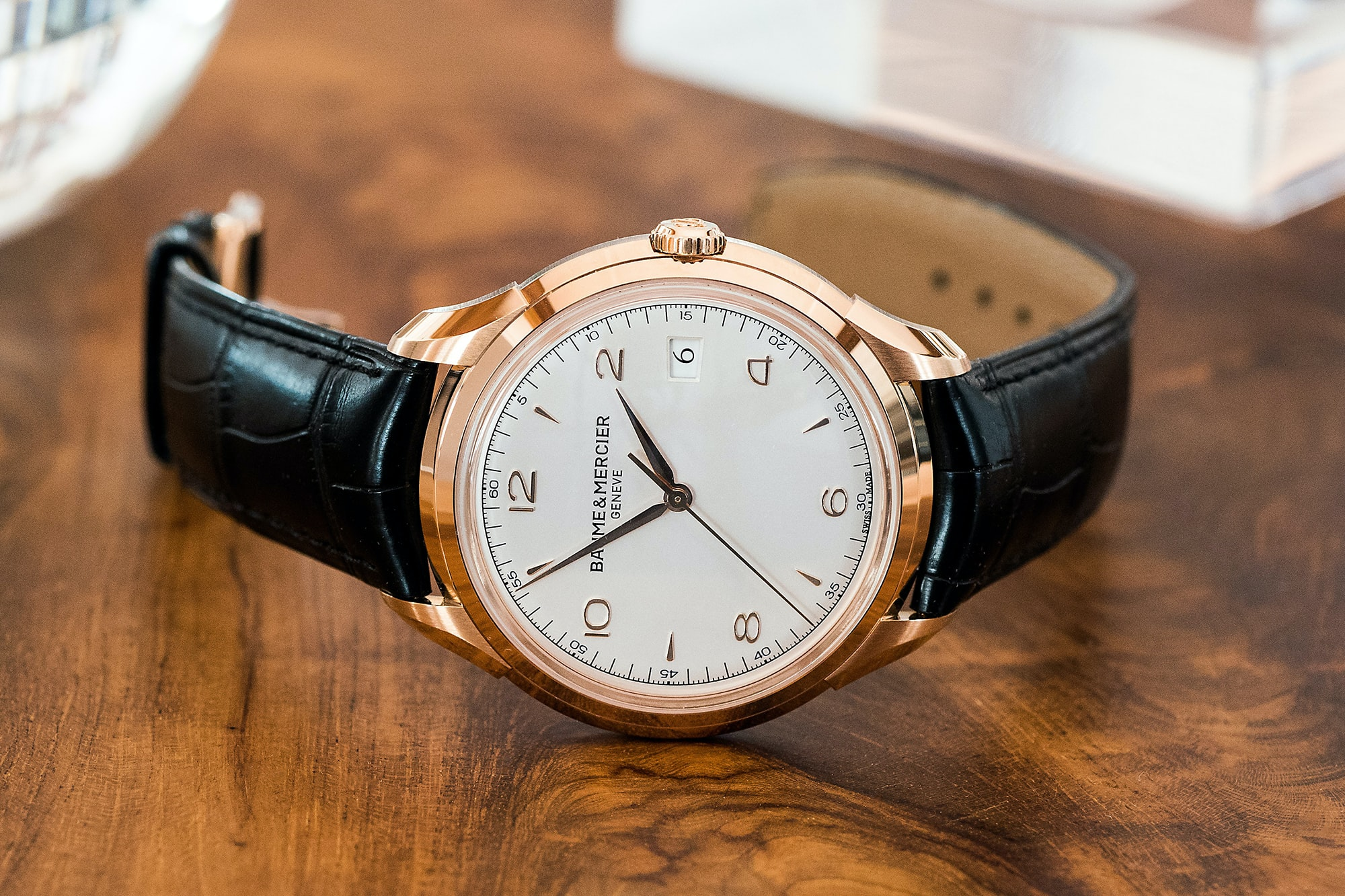 A Week On The Wrist: The Baume & Mercier Clifton Baumatic COSC 1830