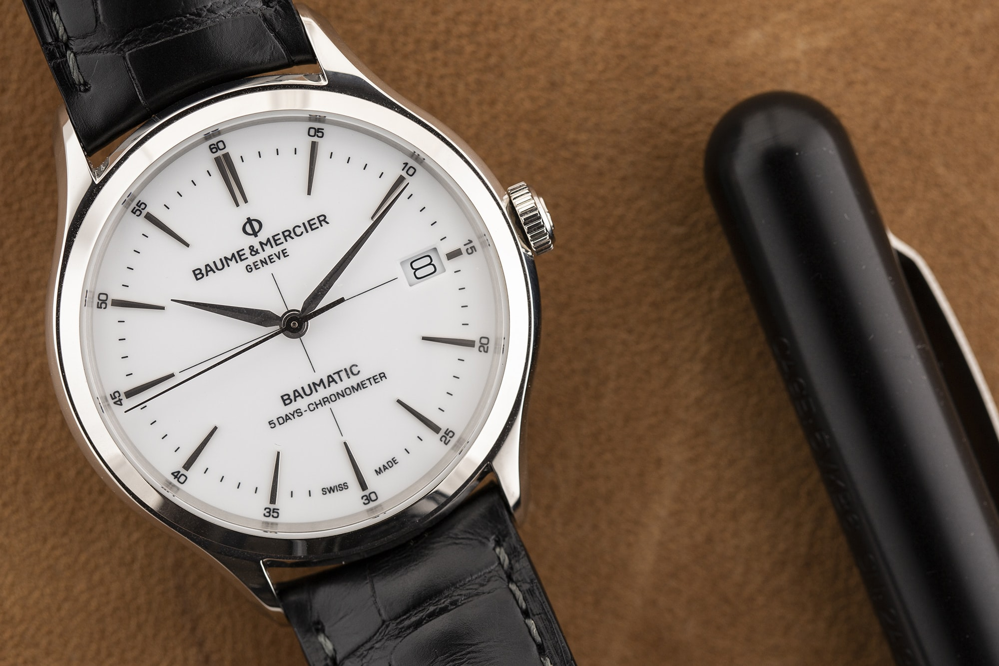 A Week On The Wrist: The Baume & Mercier Clifton Baumatic COSC 3H0A9629
