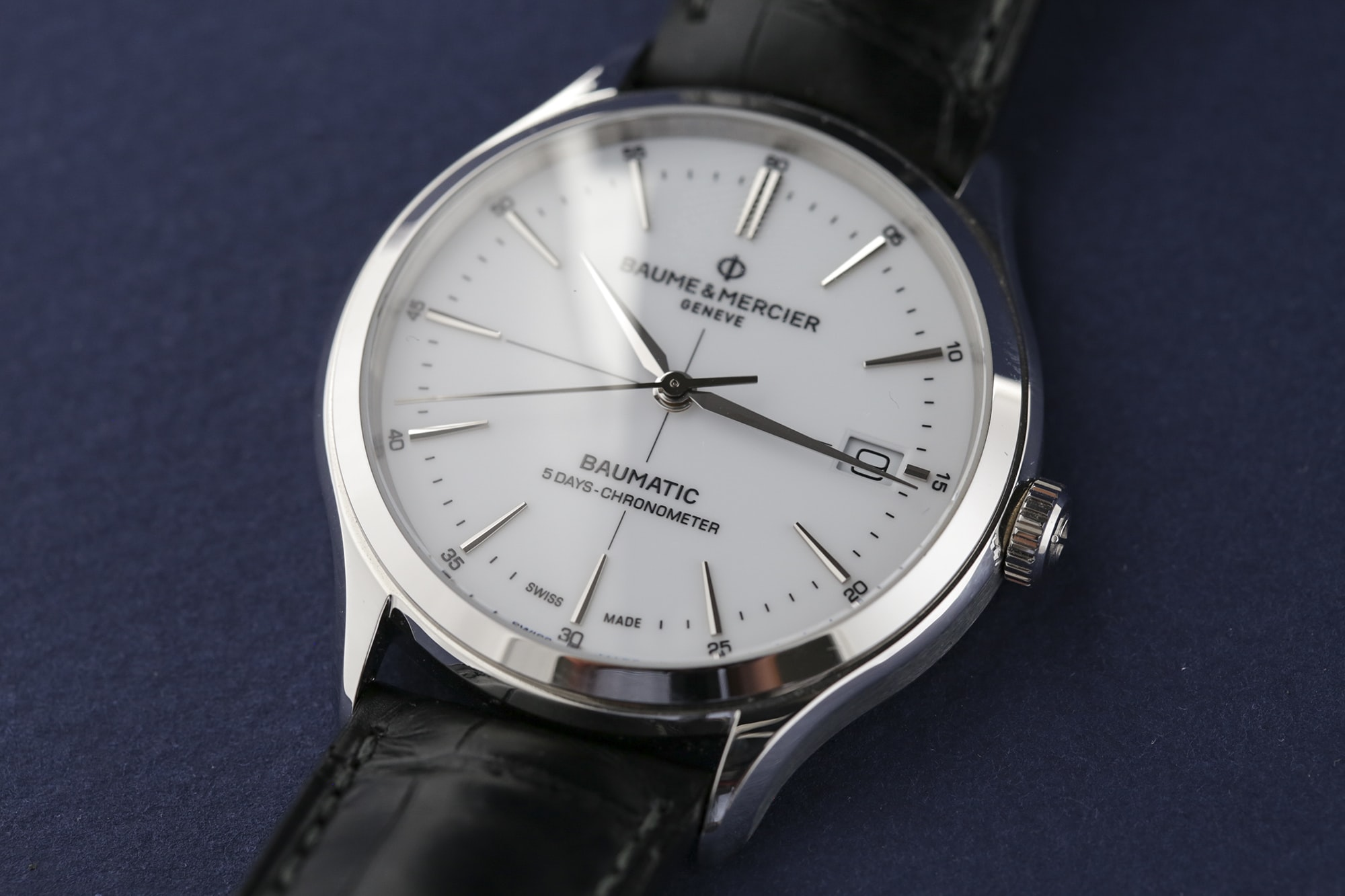A Week On The Wrist: The Baume & Mercier Clifton Baumatic COSC 3H0A9735