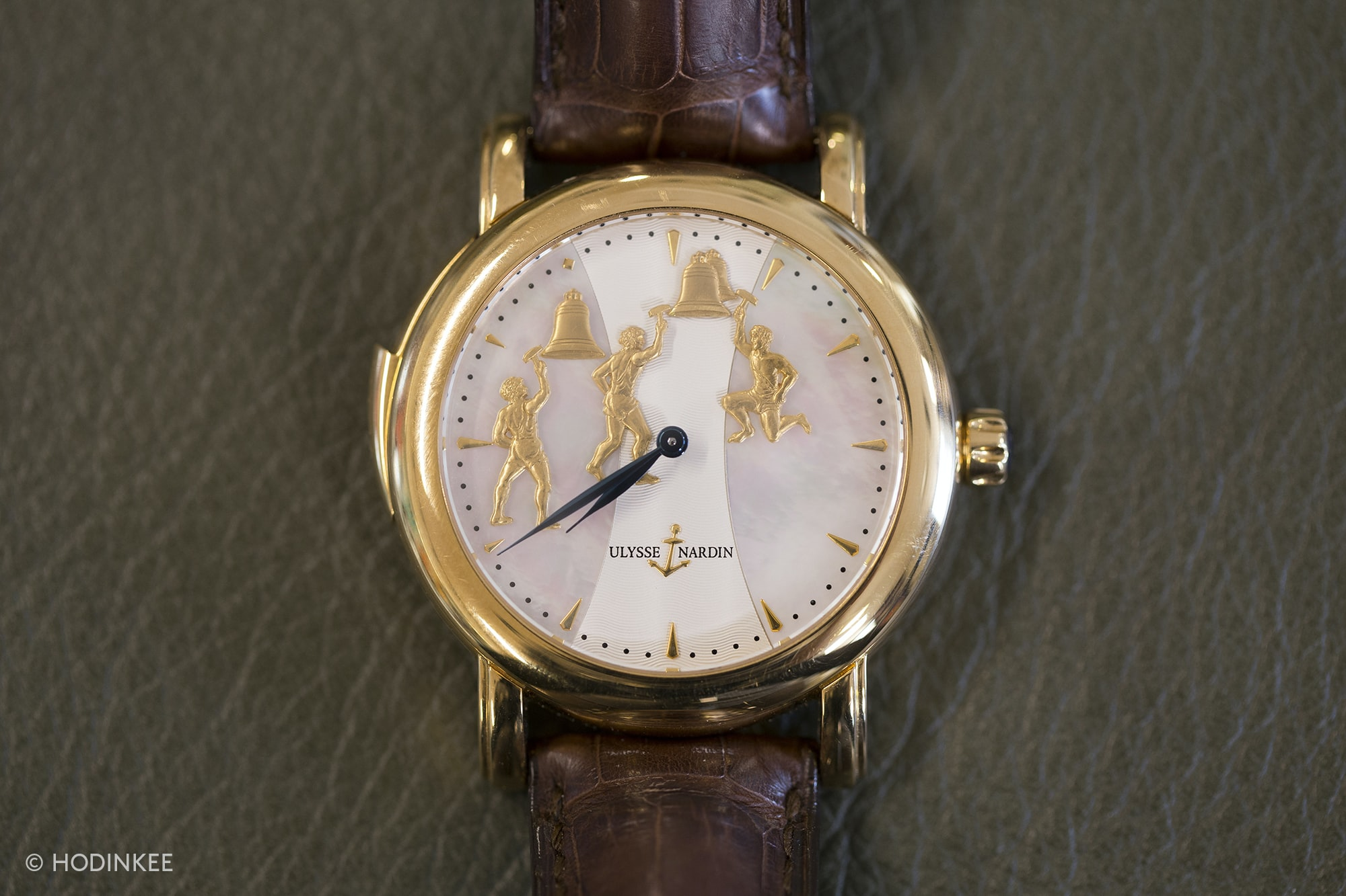 Talking Watches: With David Robinson  IMG 5194 copy
