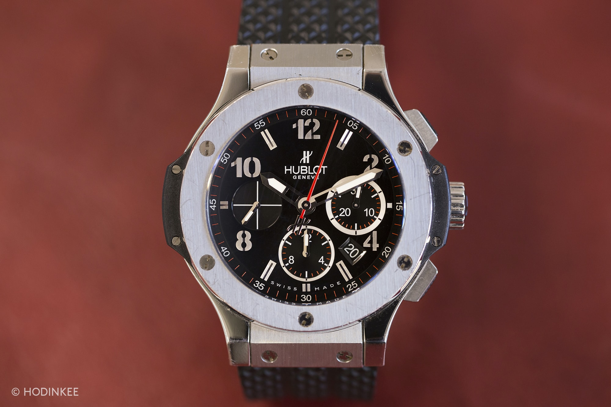 Talking Watches: With David Robinson  IMG 5174 copy