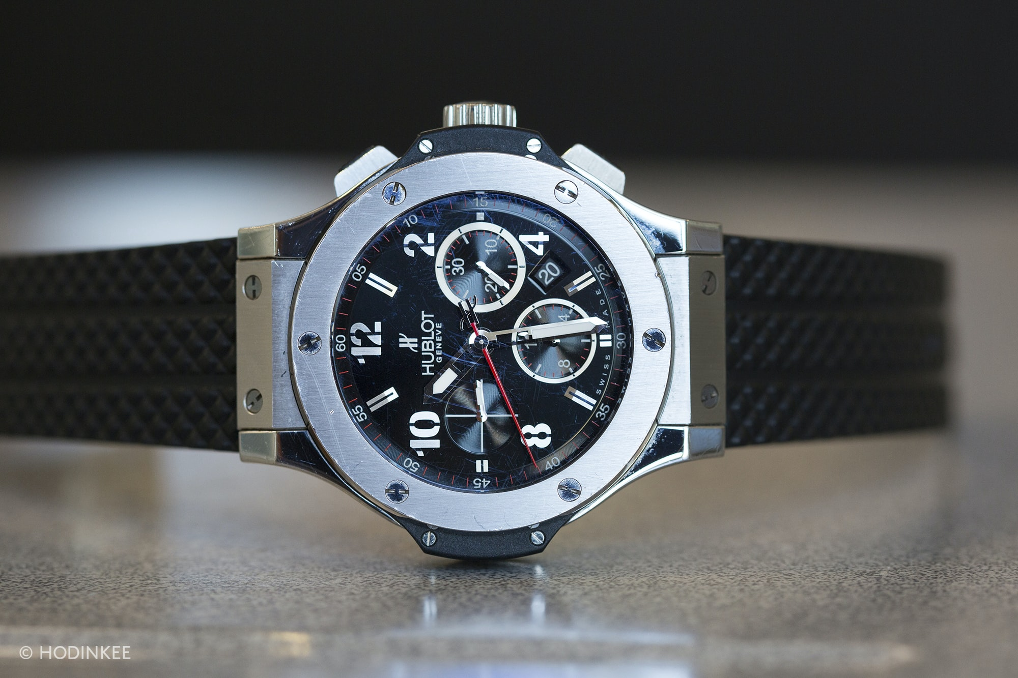 Talking Watches: With David Robinson  3H0A8898 copy
