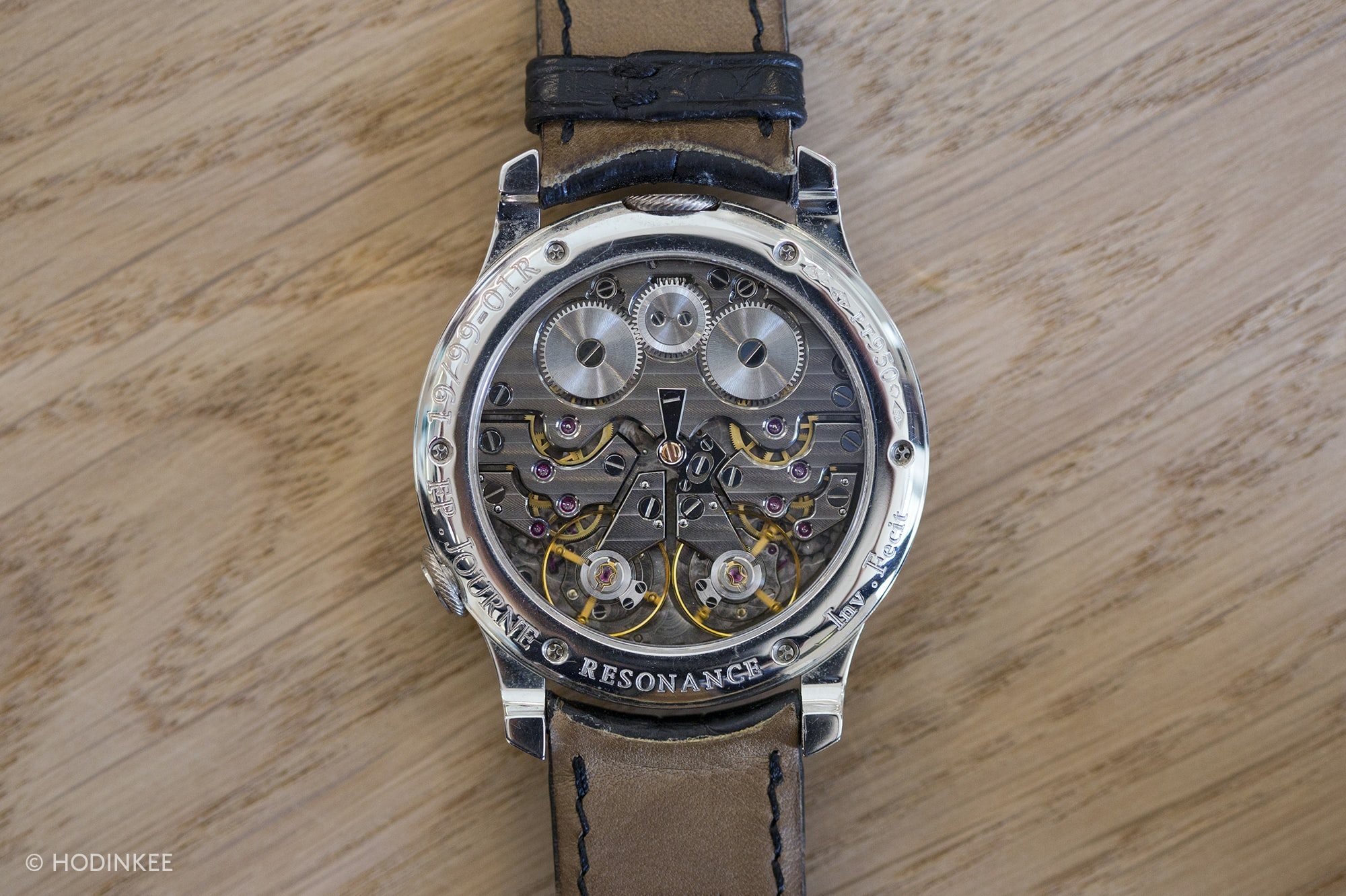 Talking Watches: With David Robinson  3H0A8875 copy