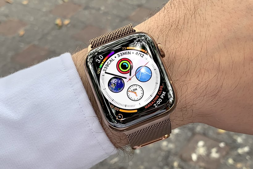 3bc21279133 A Week On The Wrist  Apple Watch Series 4 - HODINKEE