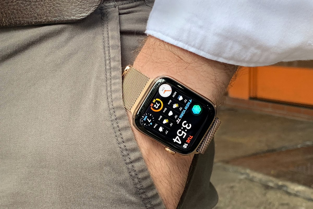 A Week On The Wrist: Apple Watch Series 4 - HODINKEE